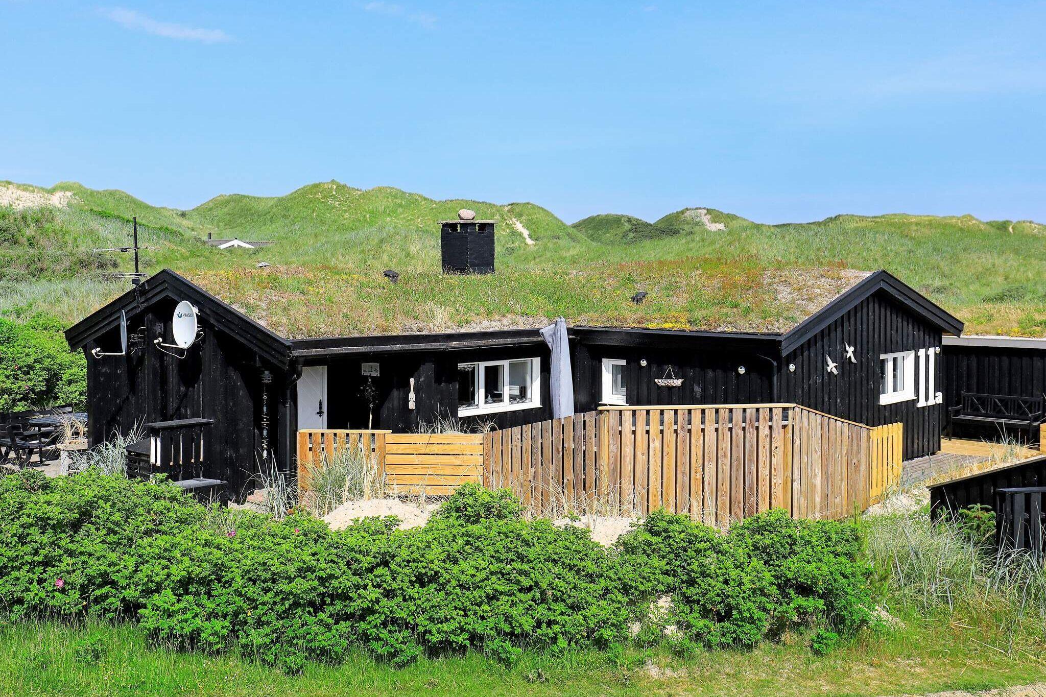 Sommerhus til 5 personer ved Saltum