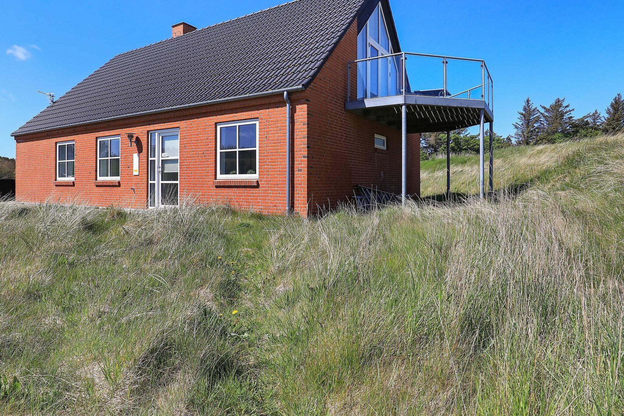 Sommerhus til 8 personer ved Hanstholm