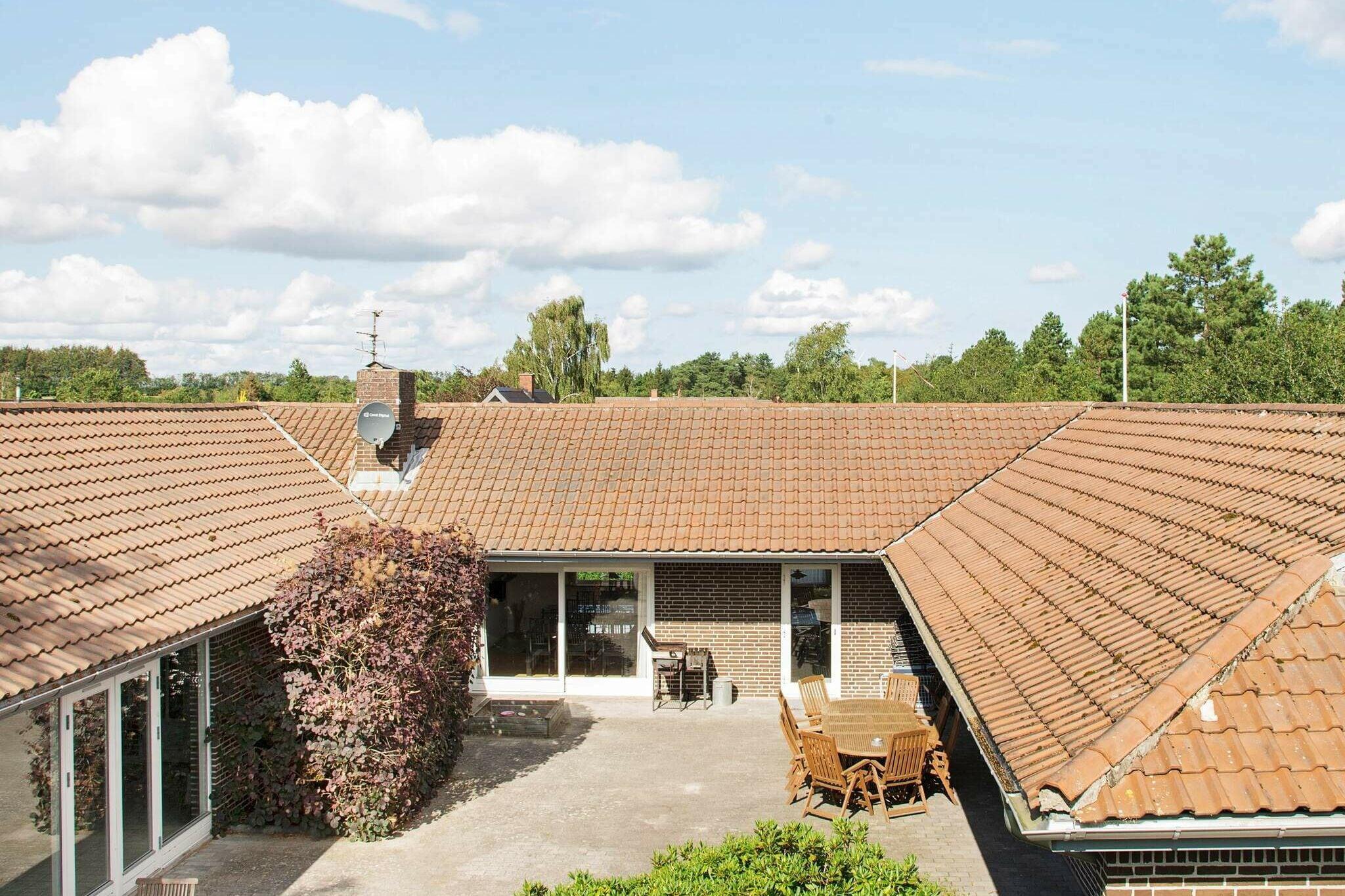 Sommerhus til 17 personer ved Ørsted