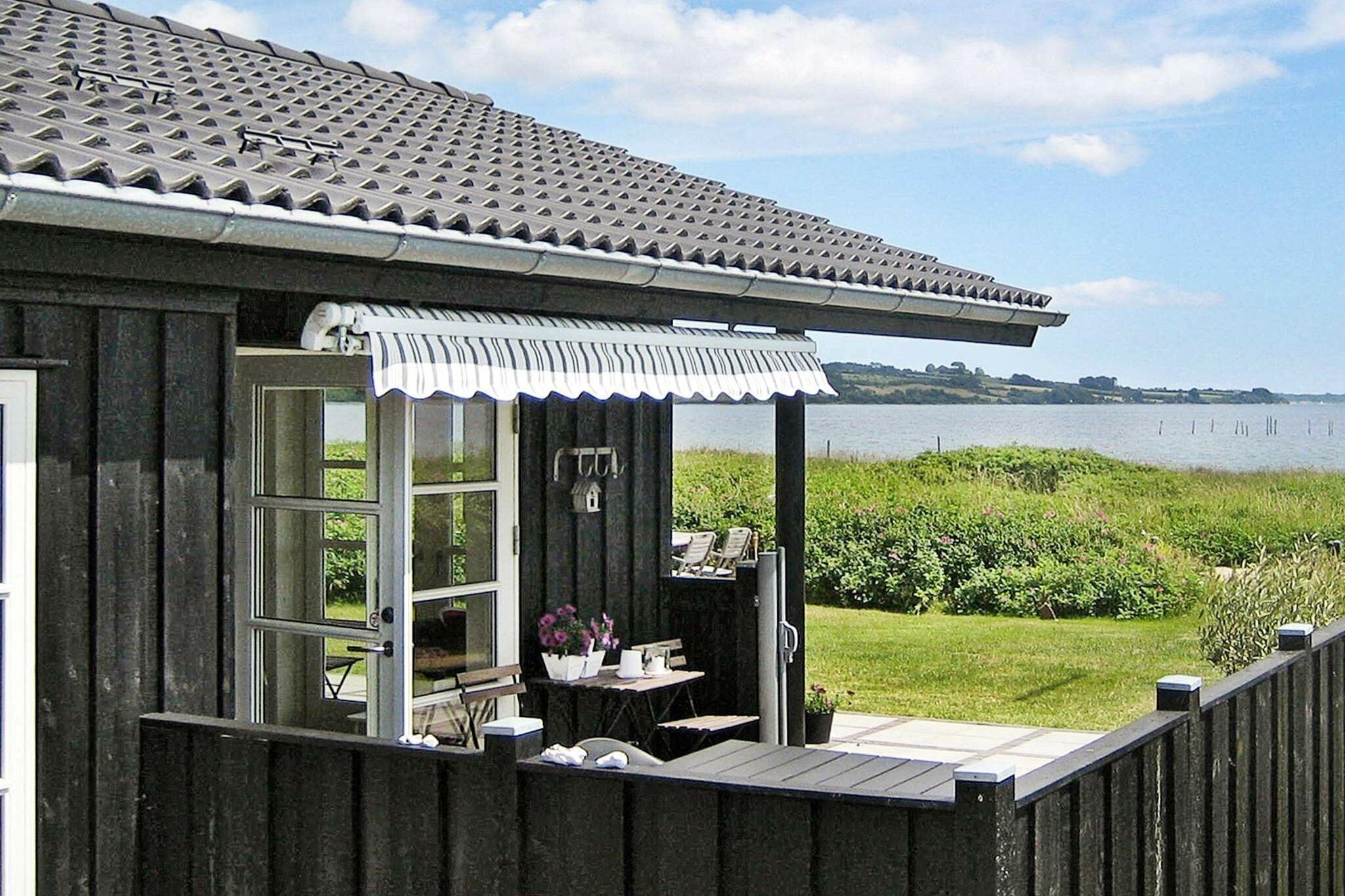 Sommerhus til 8 personer ved Broager