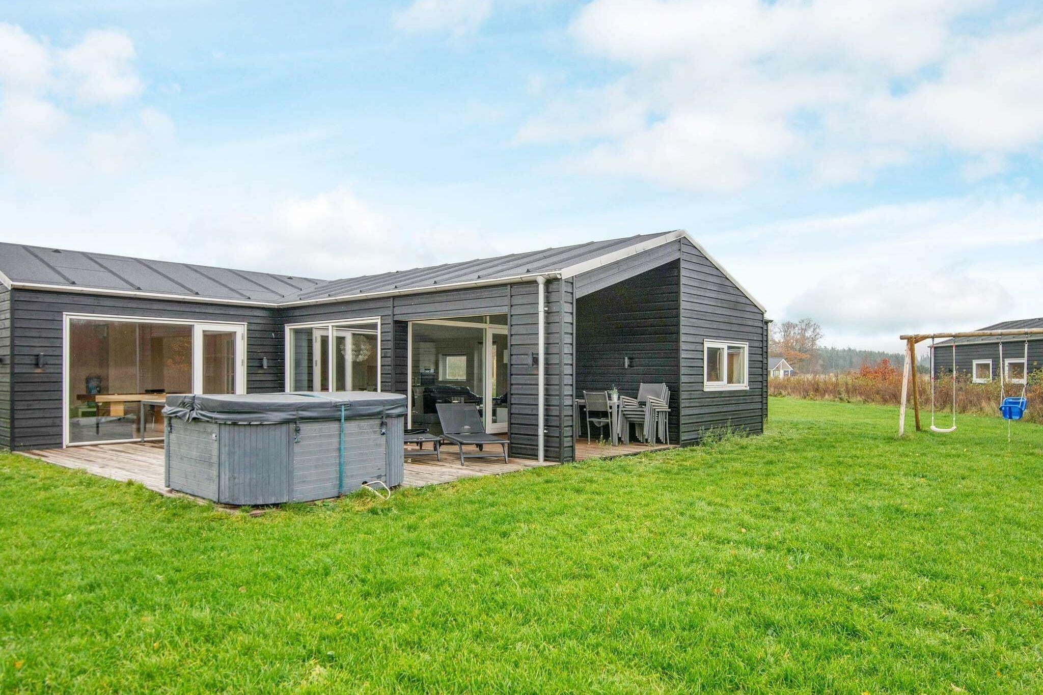 Sommerhus til 10 personer ved Glesborg
