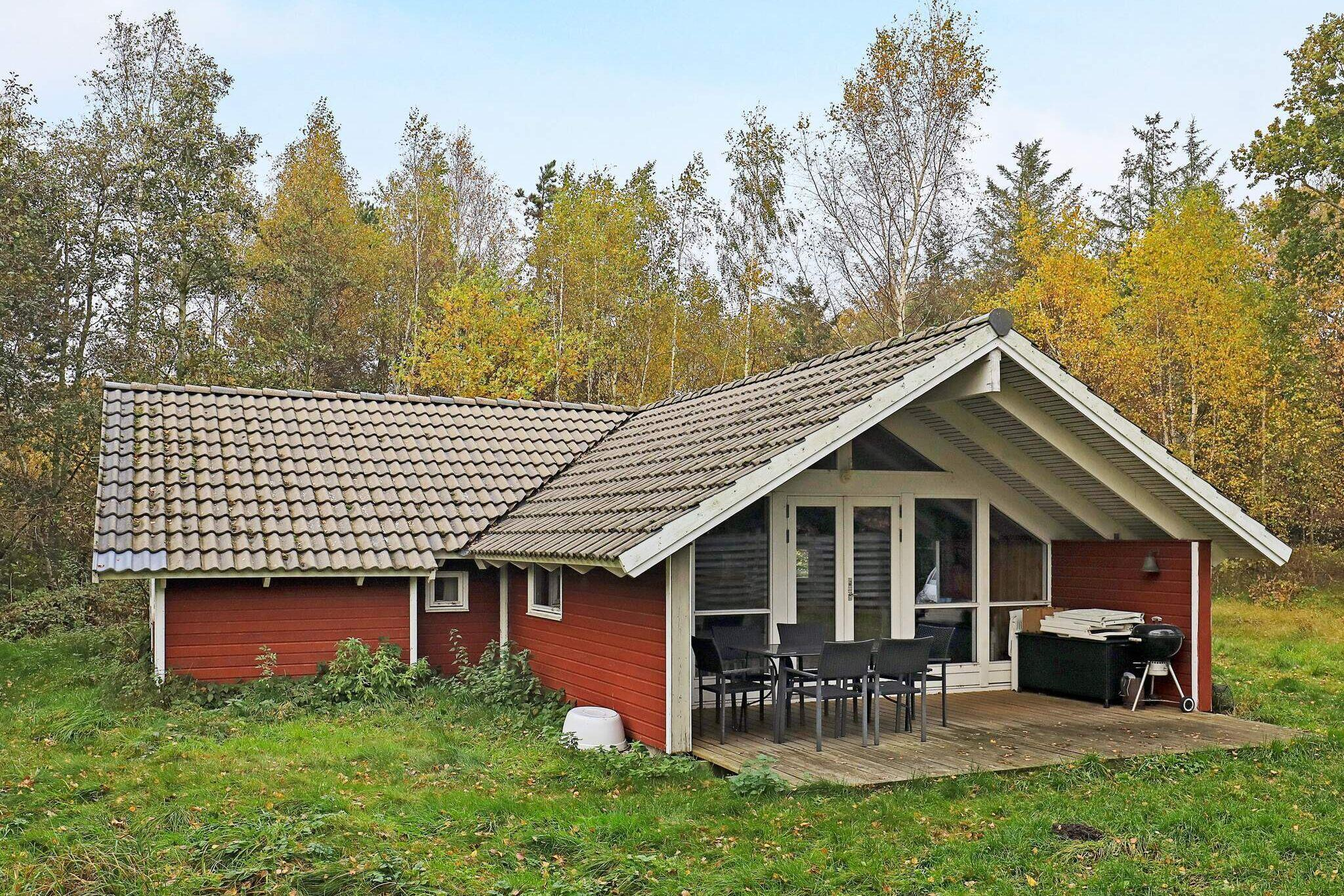 Sommerhus til 6 personer ved Martofte
