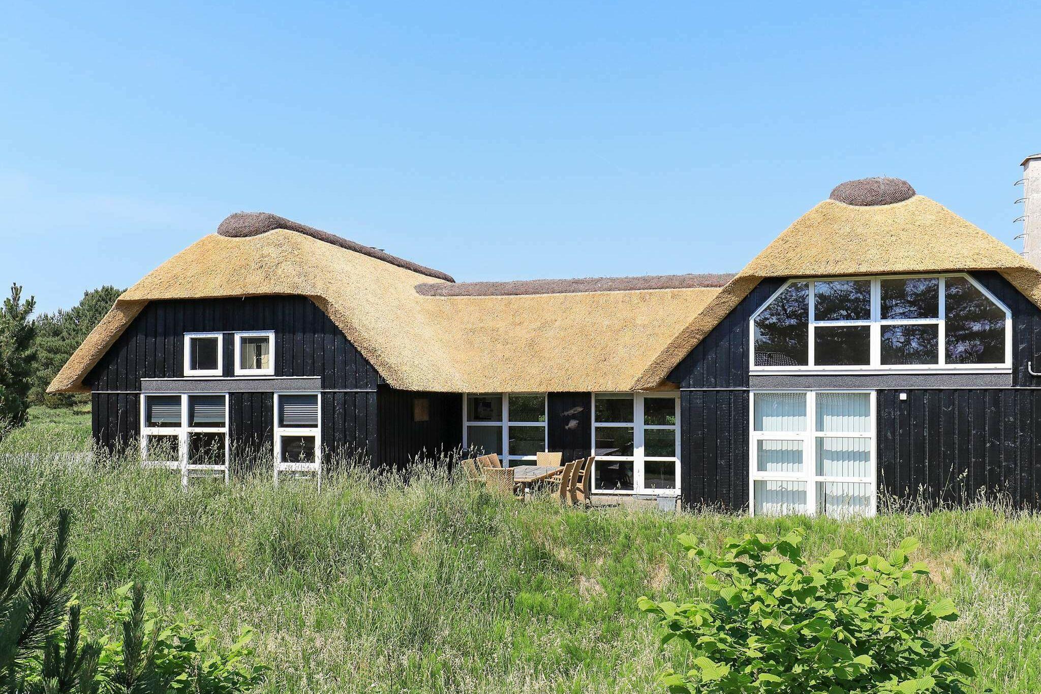 Sommerhus til 12 personer ved Blåvand