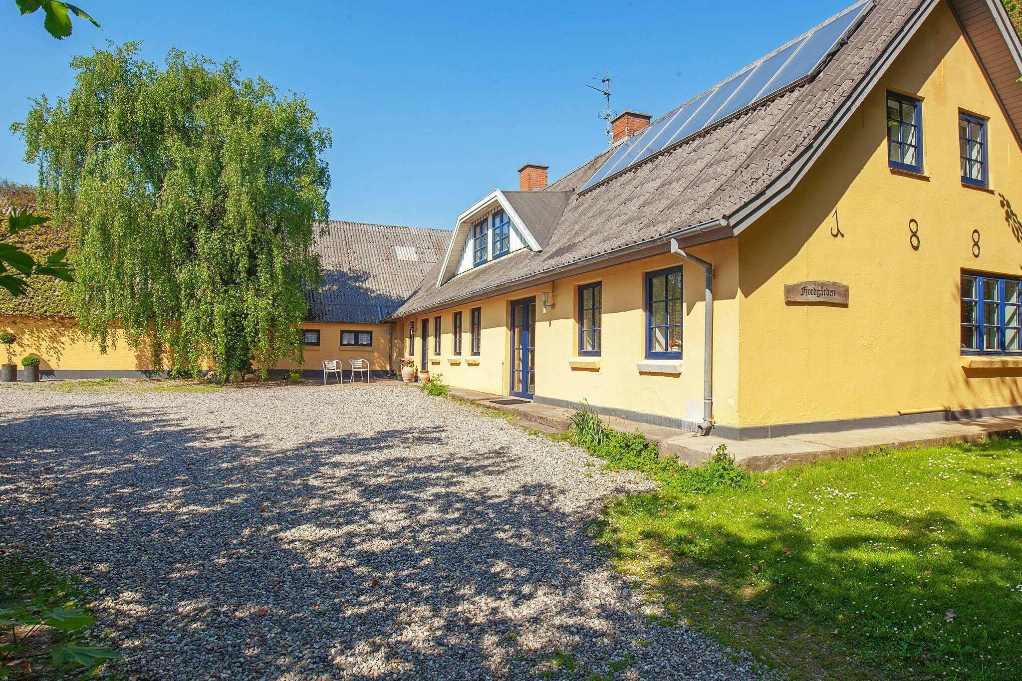 Sommerhus til 16 personer ved Thyholm