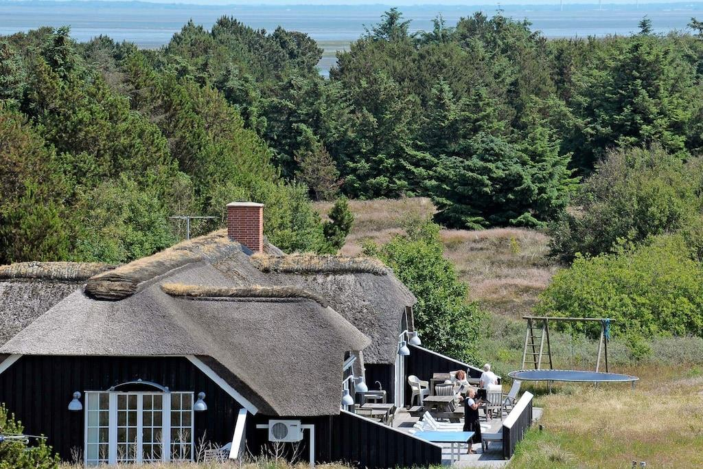 Sommerhus til 18 personer ved Fanø