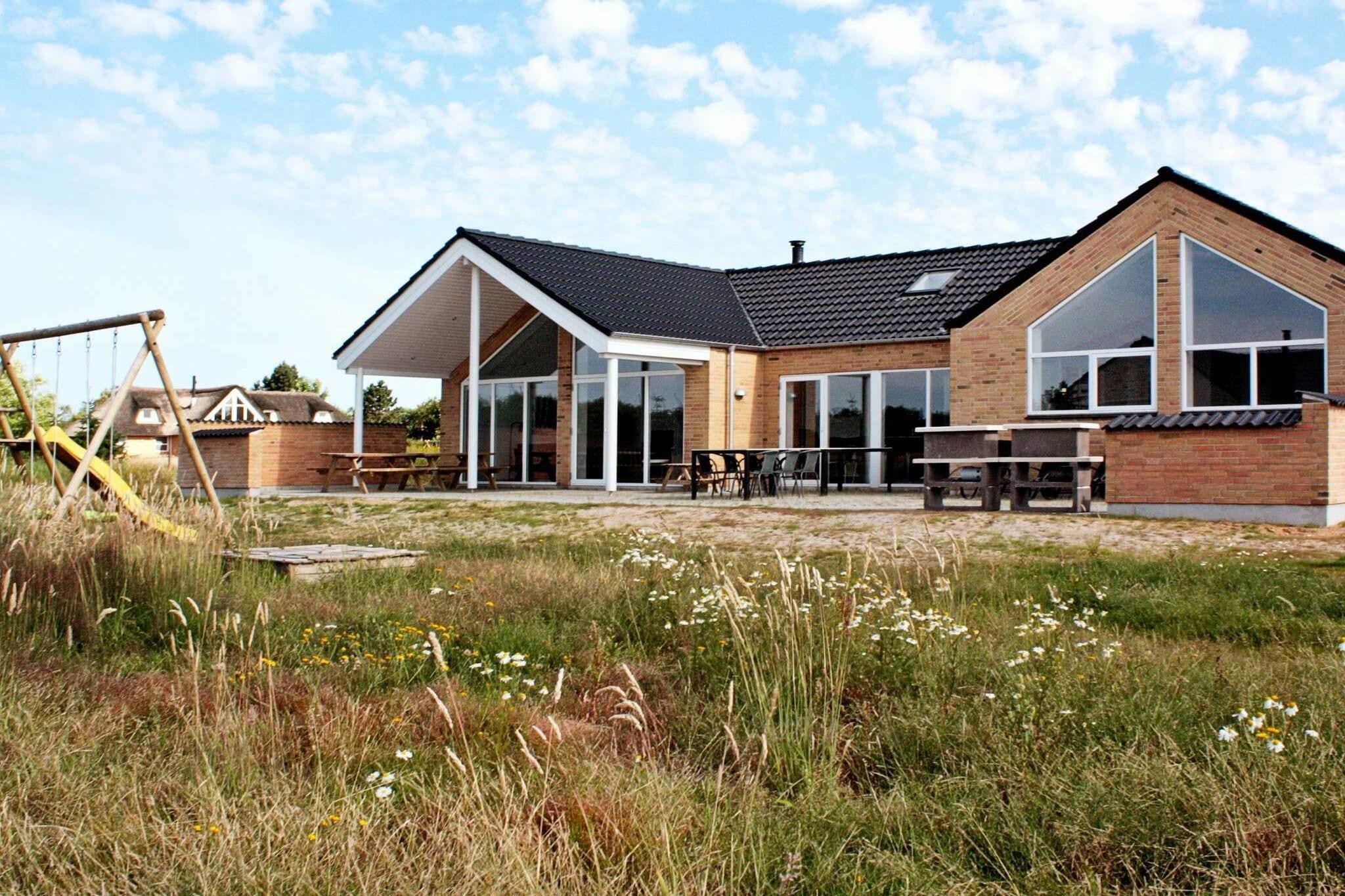 Sommerhus til 16 personer ved Rømø
