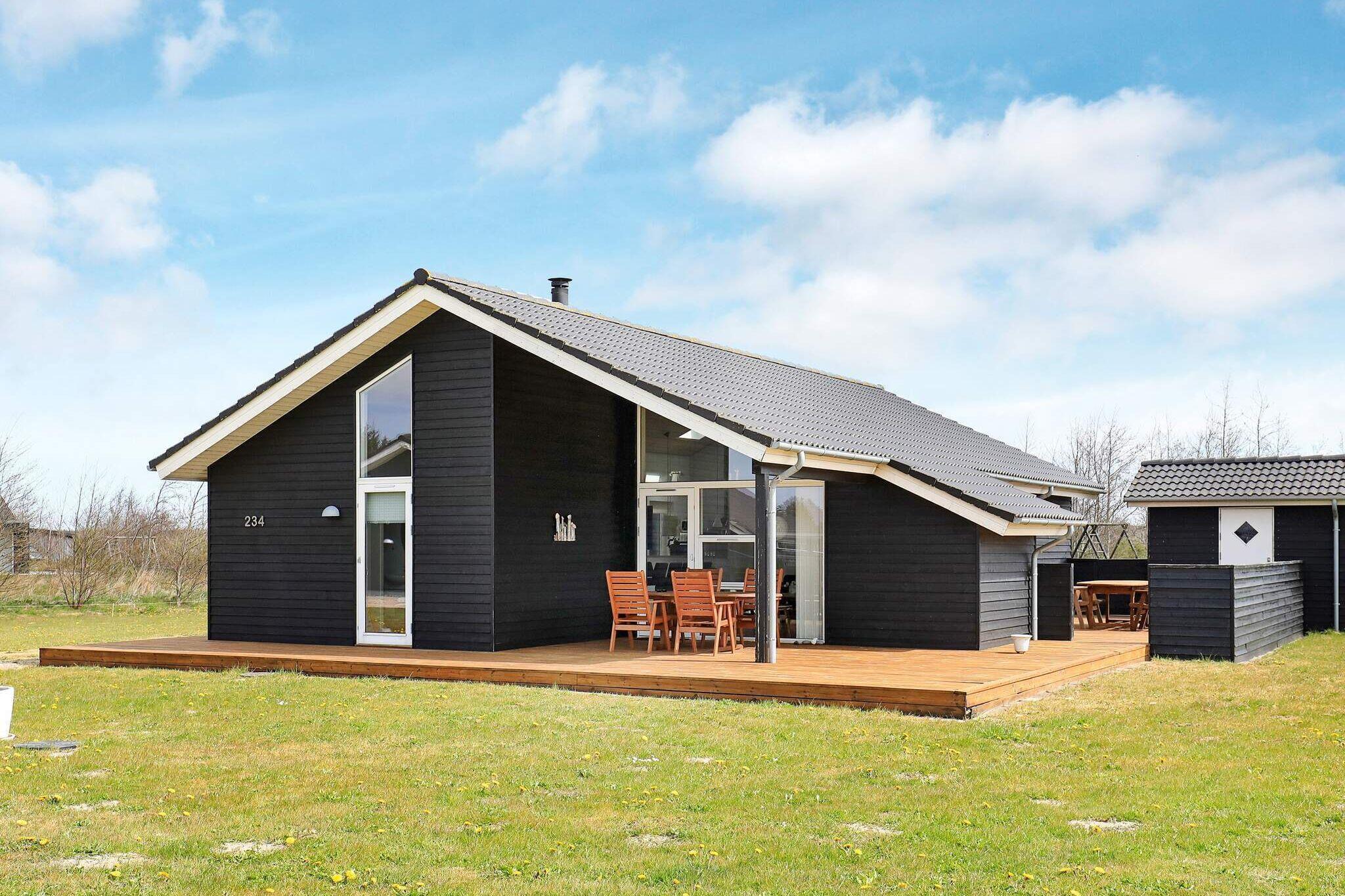 Sommerhus til 8 personer ved Brovst