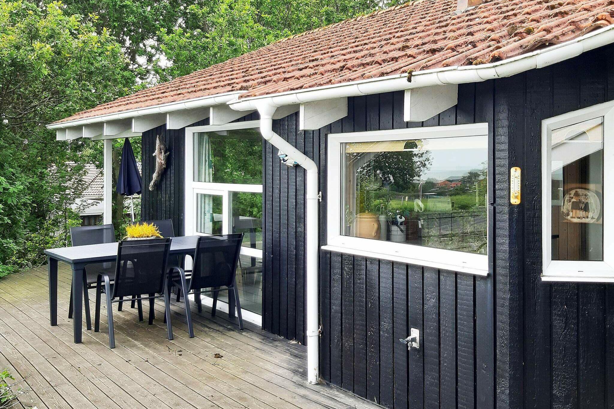 Sommerhus til 8 personer ved Sæby