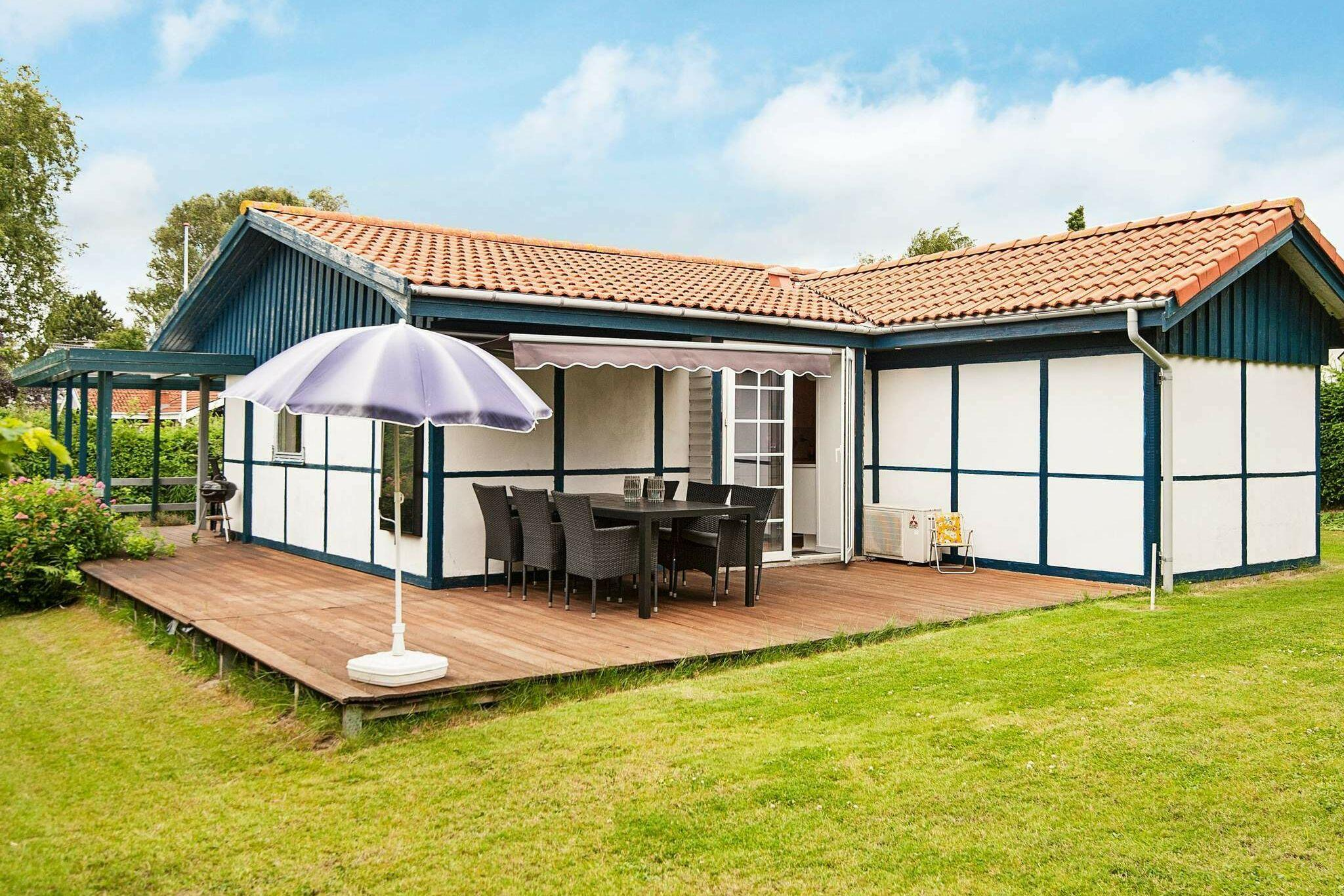 Sommerhus til 4 personer ved Hejls