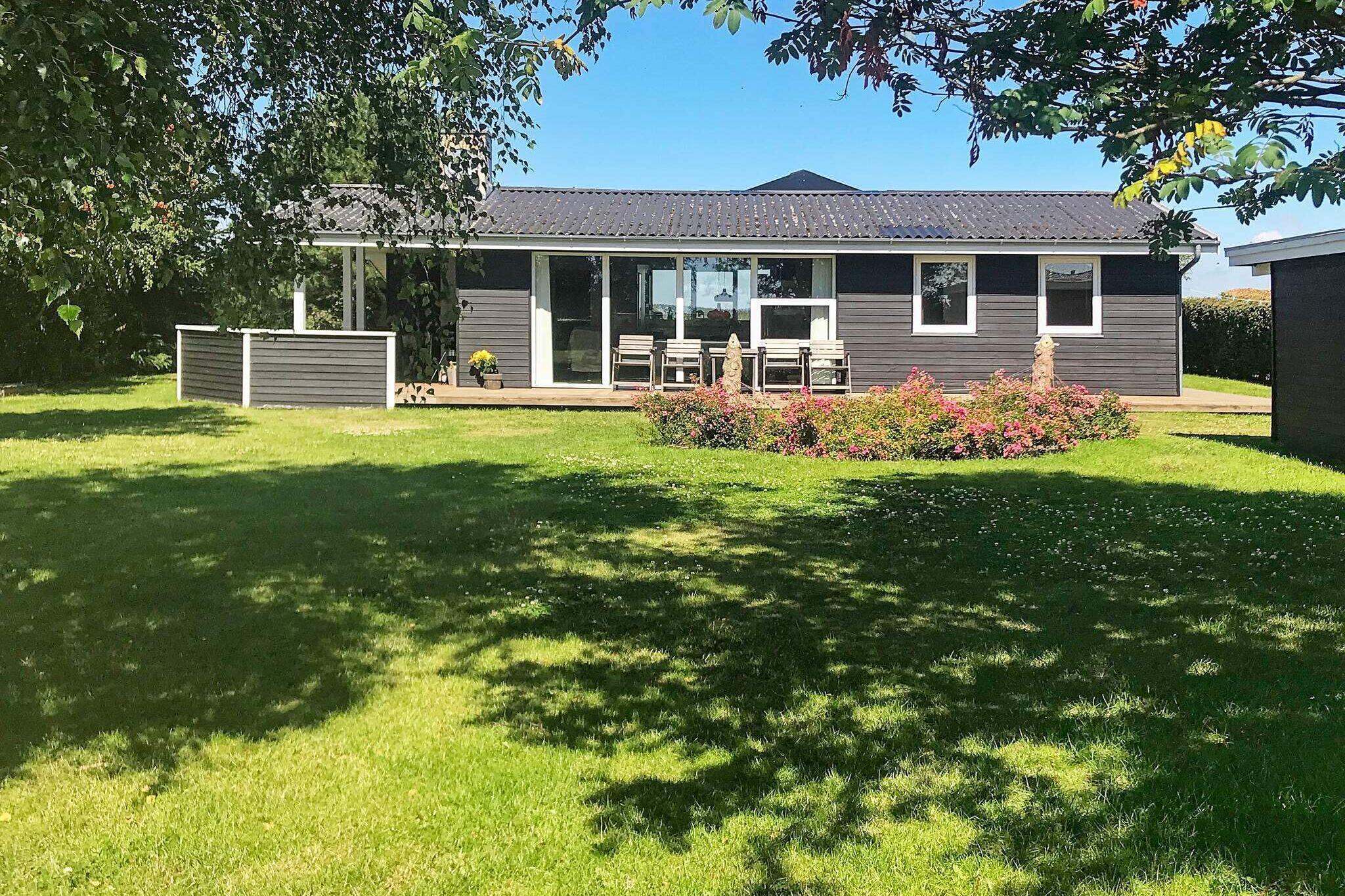 Sommerhus til 8 personer ved Ebeltoft