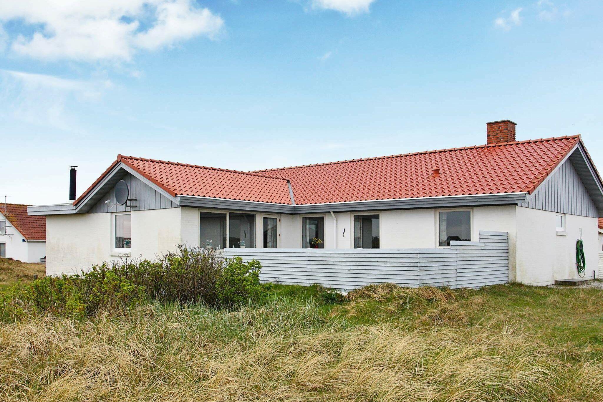 Sommerhus til 8 personer ved Frøstrup