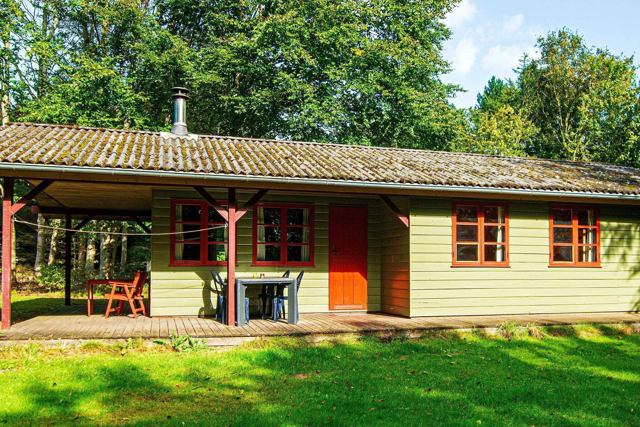 Sommerhus til 6 personer ved Toftlund