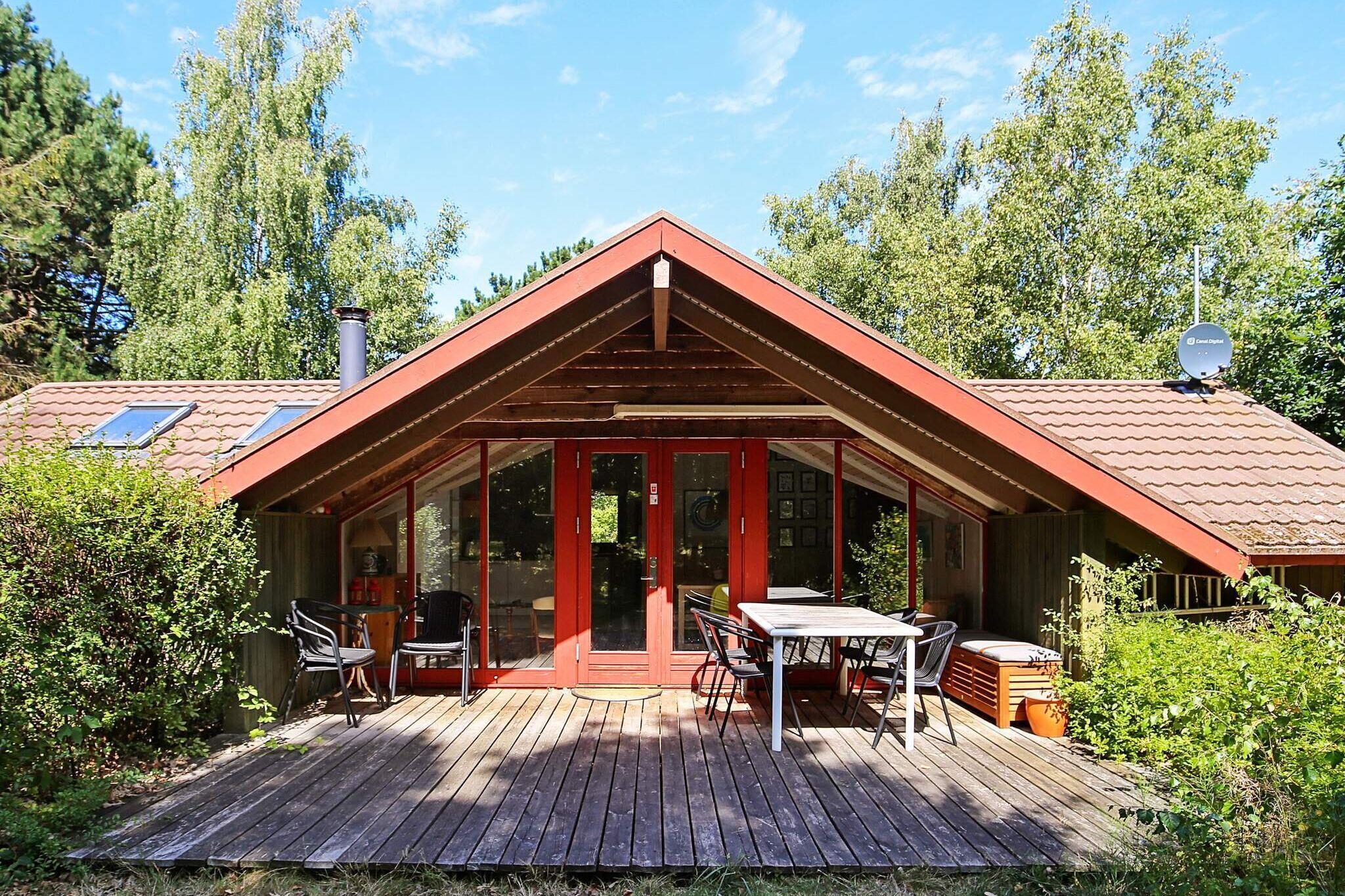 Sommerhus til 6 personer ved Vejby