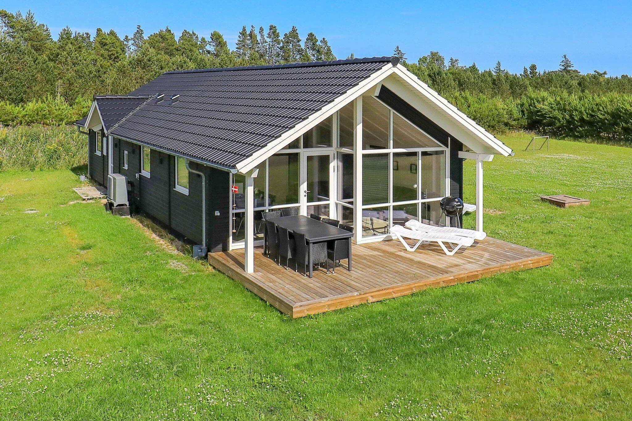 Sommerhus til 8 personer ved Jerup
