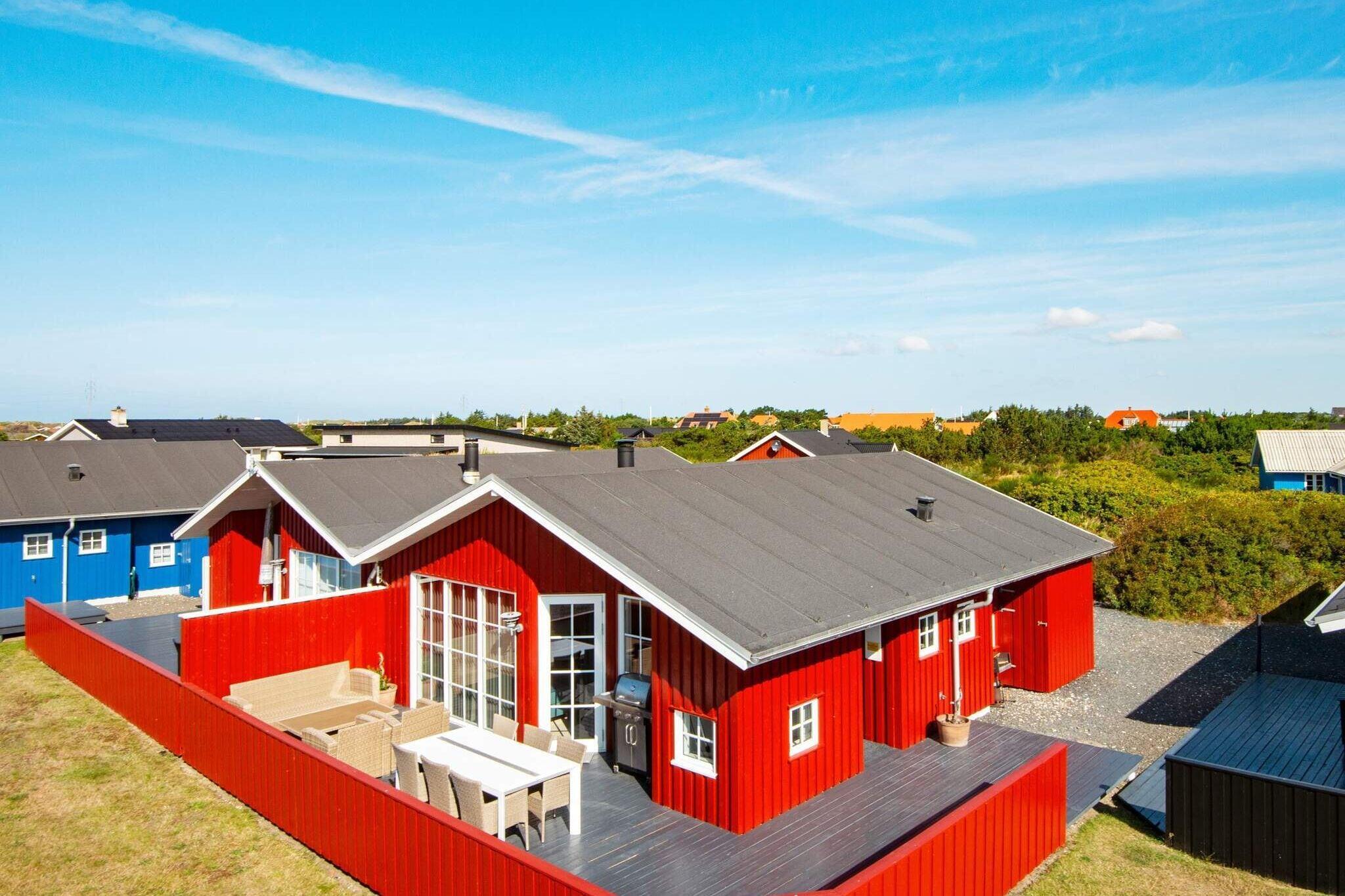 Sommerhus til 6 personer ved Hvide Sande