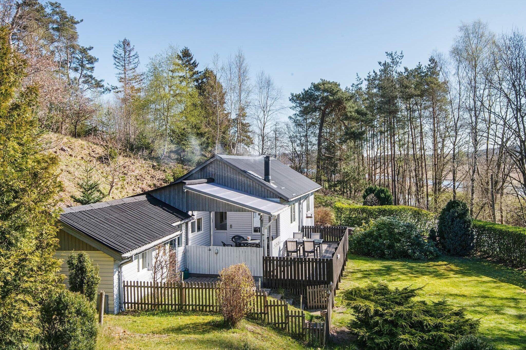 Sommerhus til 4 personer ved Silkeborg