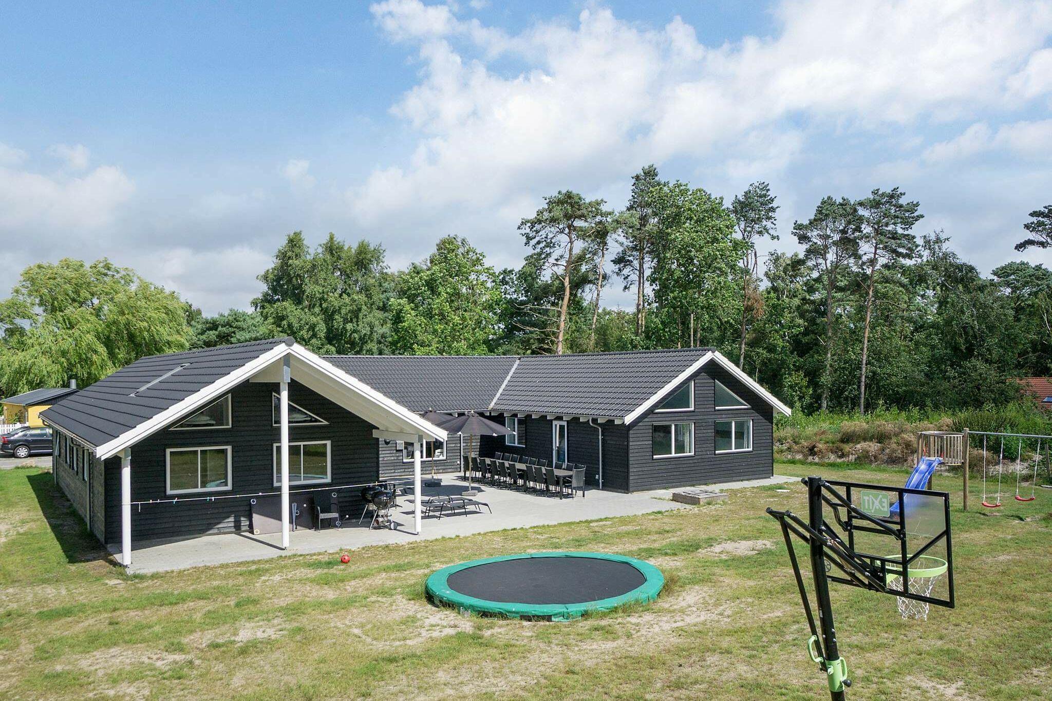 Sommerhus til 22 personer ved Nexø