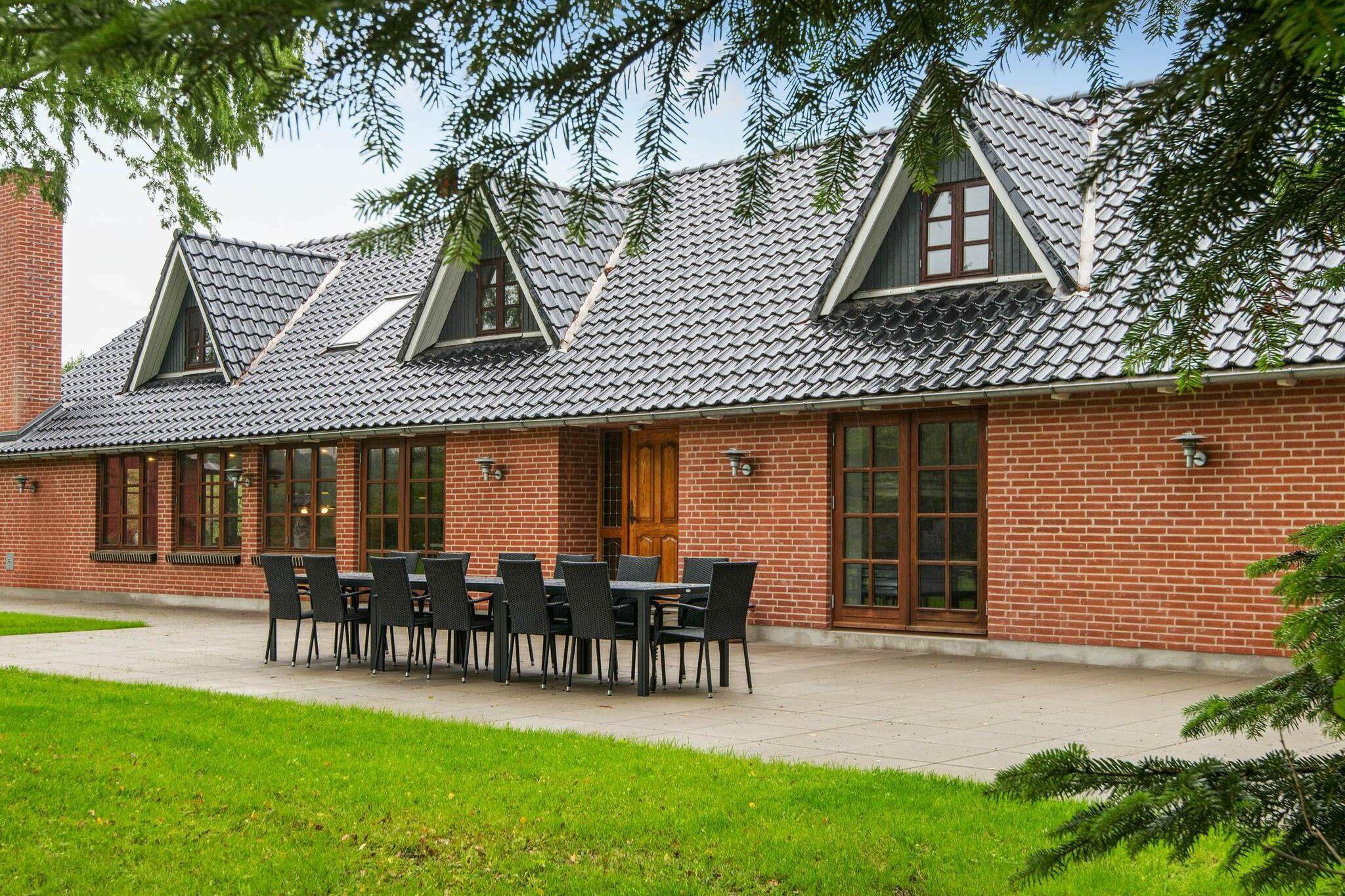 Sommerhus til 26 personer ved Nimtofte