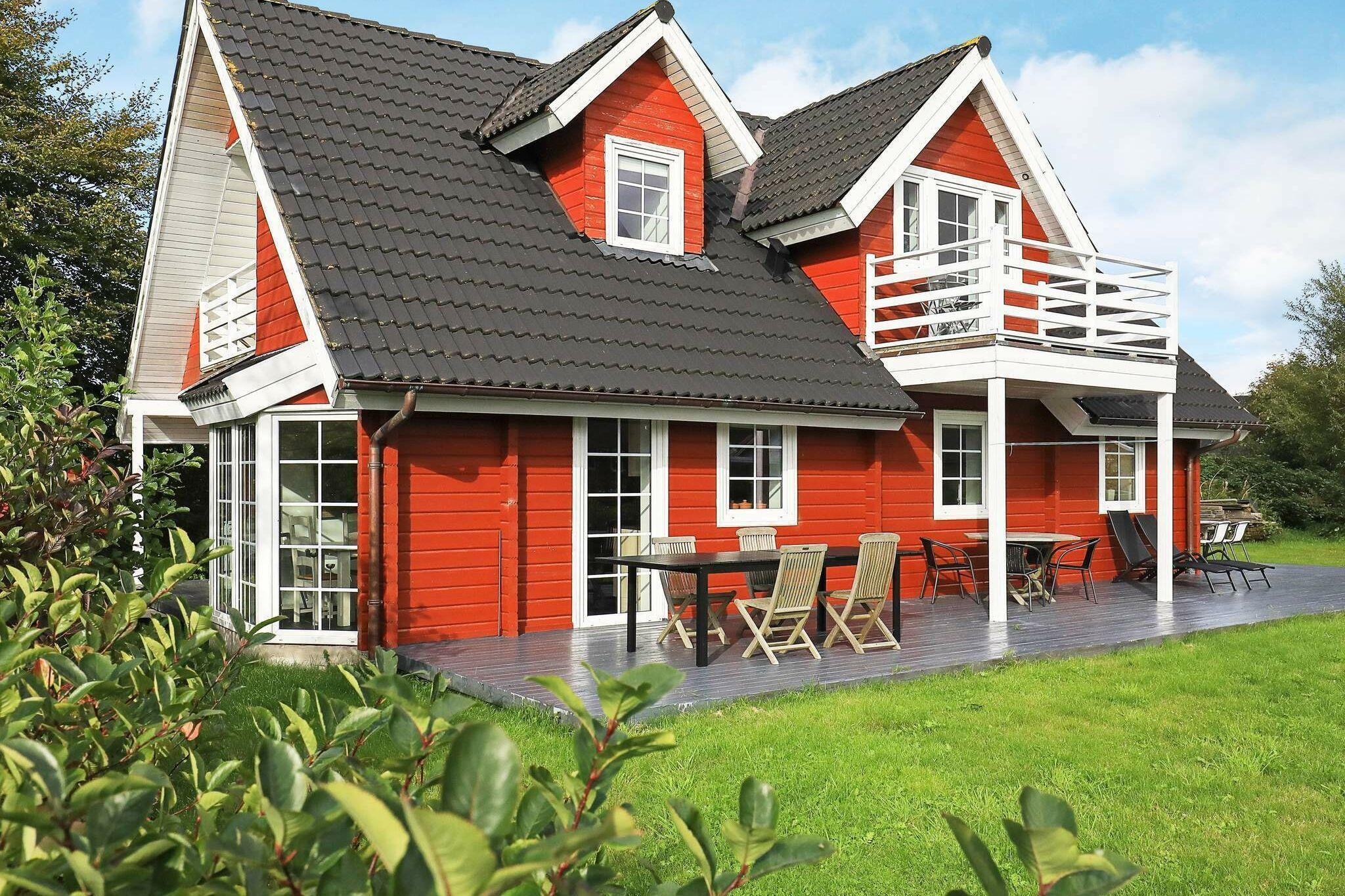 Sommerhus til 11 personer ved Ålbæk