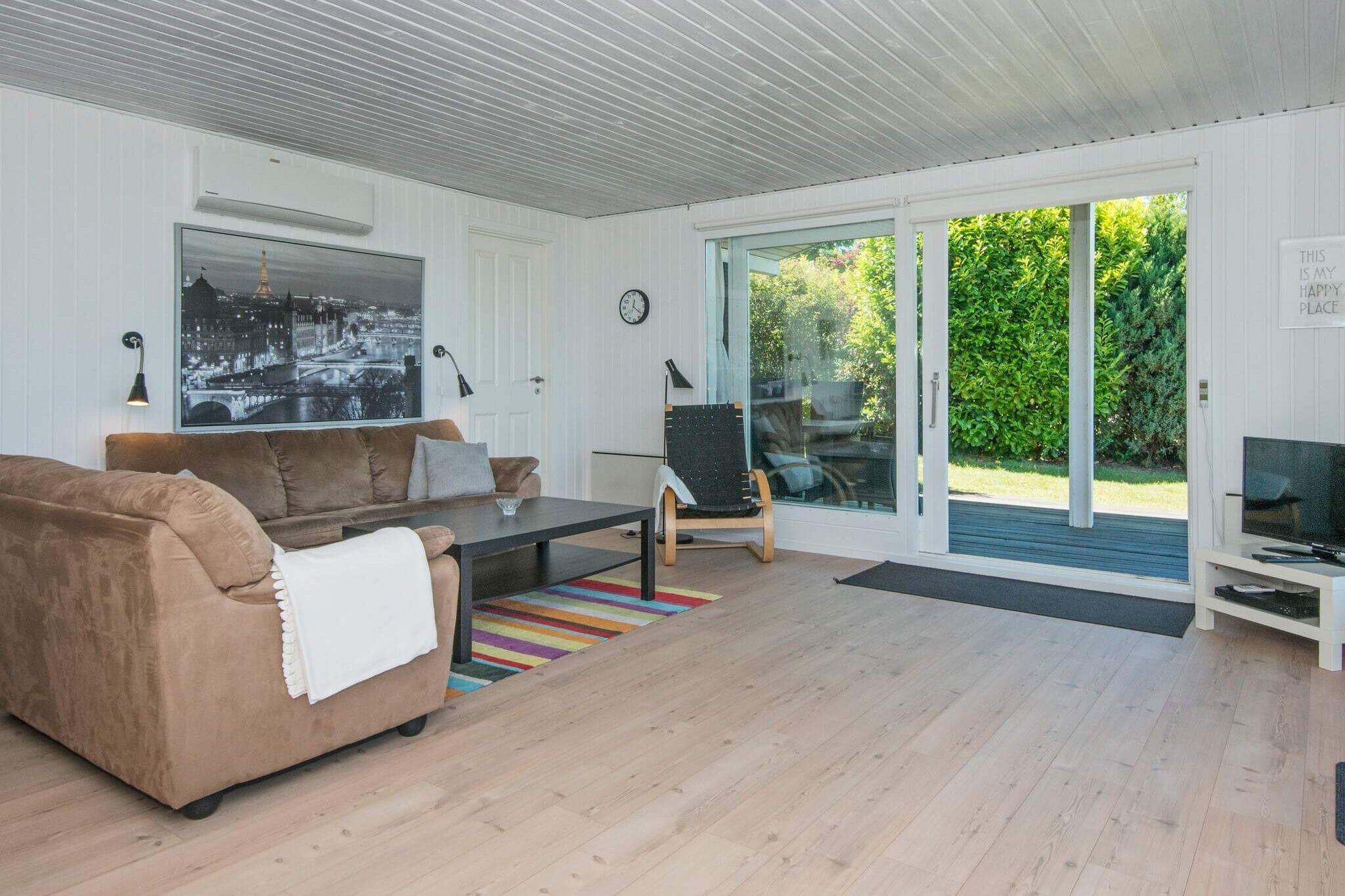 Sommerhus til 6 personer ved Allingåbro
