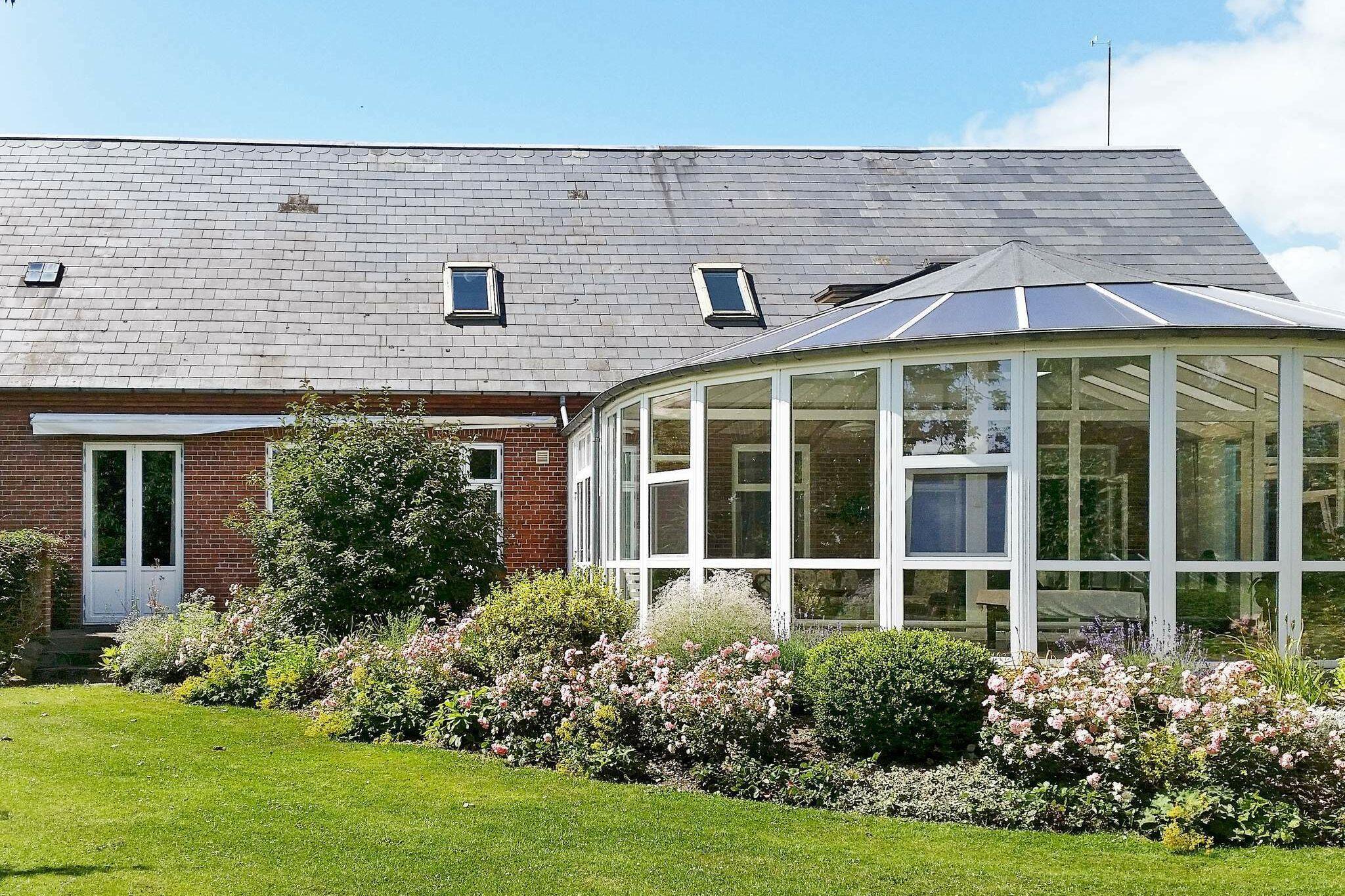 Sommerhus til 10 personer ved Tranekær