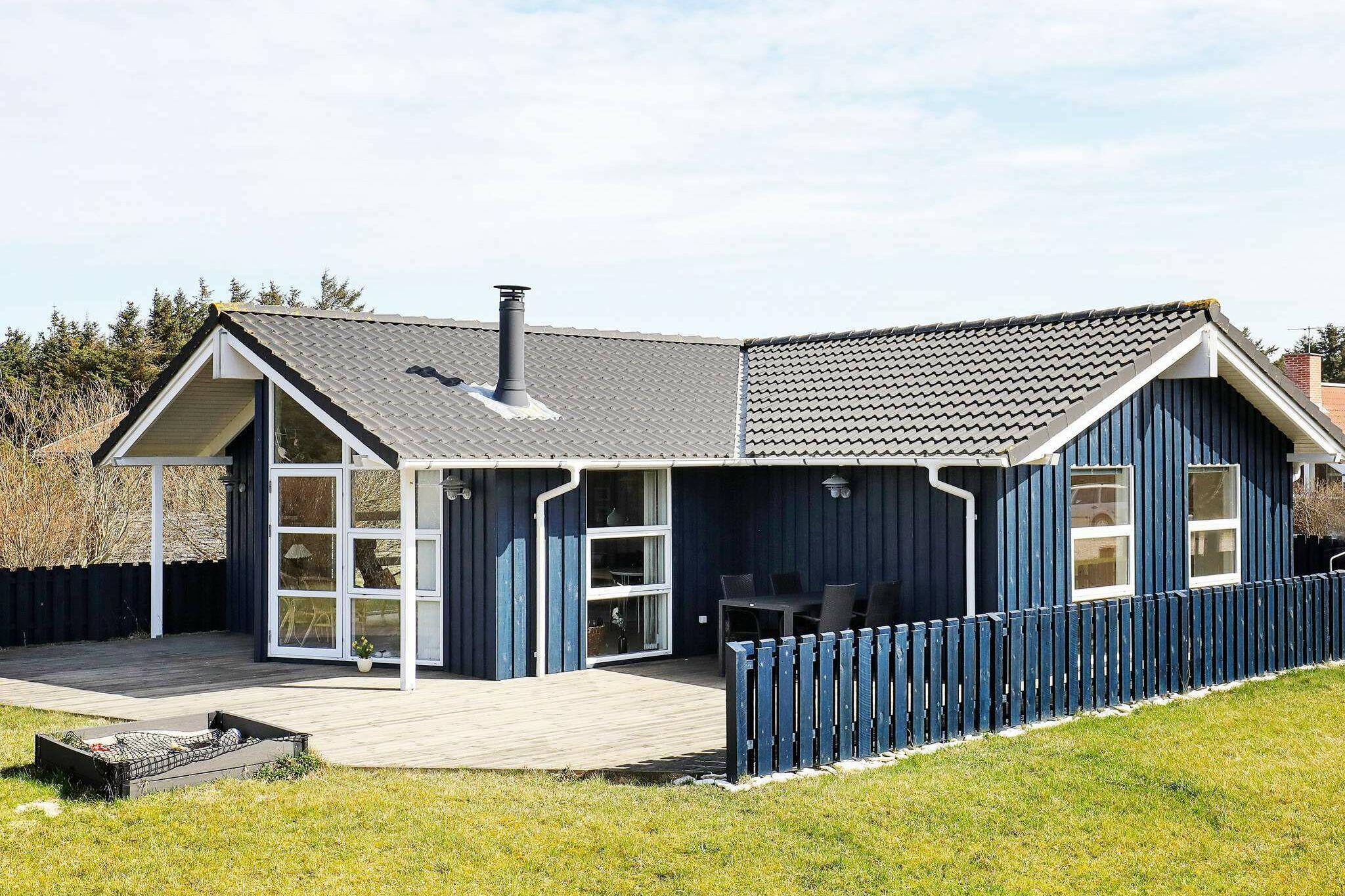 Sommerhus til 7 personer ved Thisted