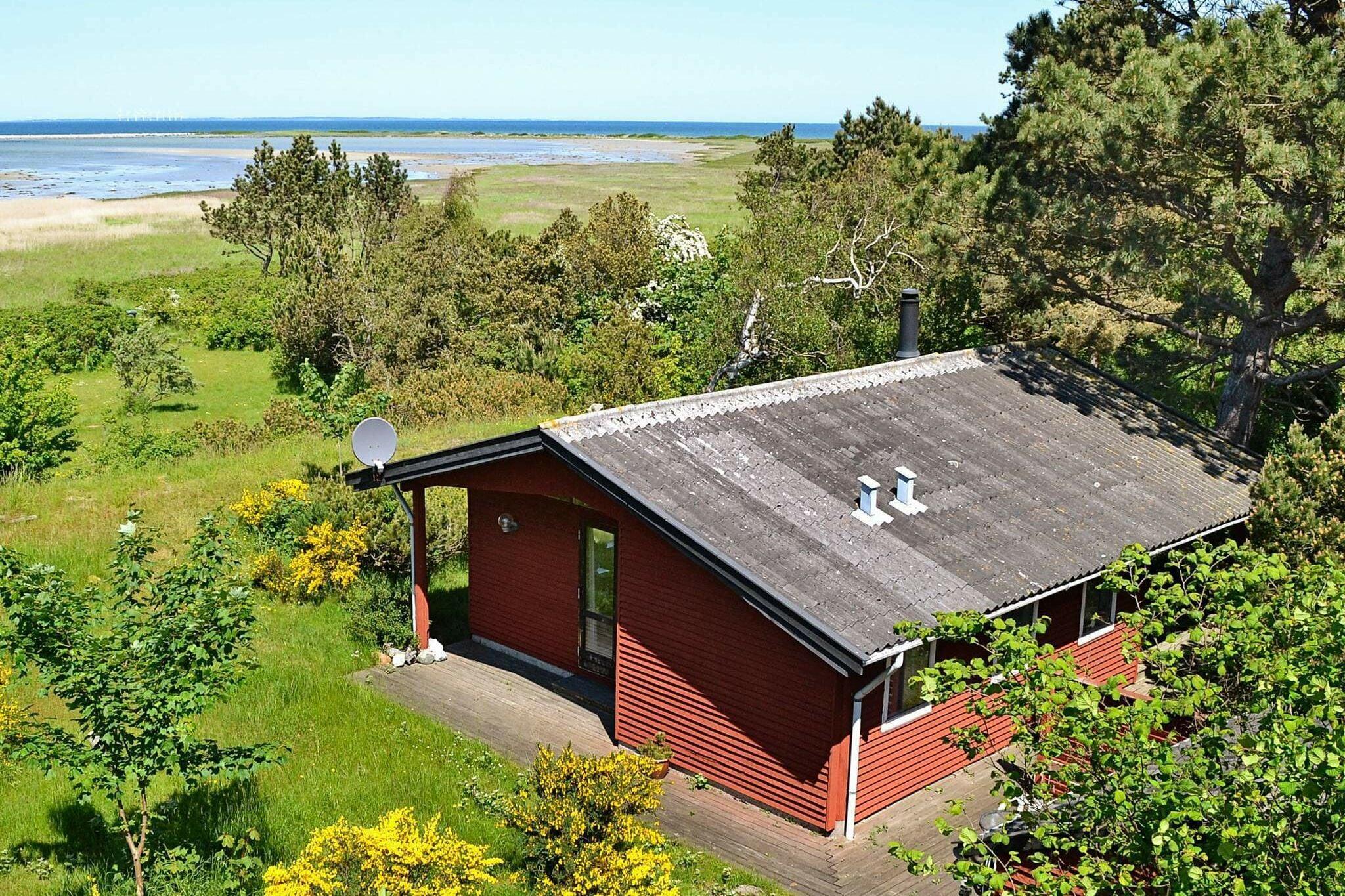 Sommerhus til 4 personer ved Martofte