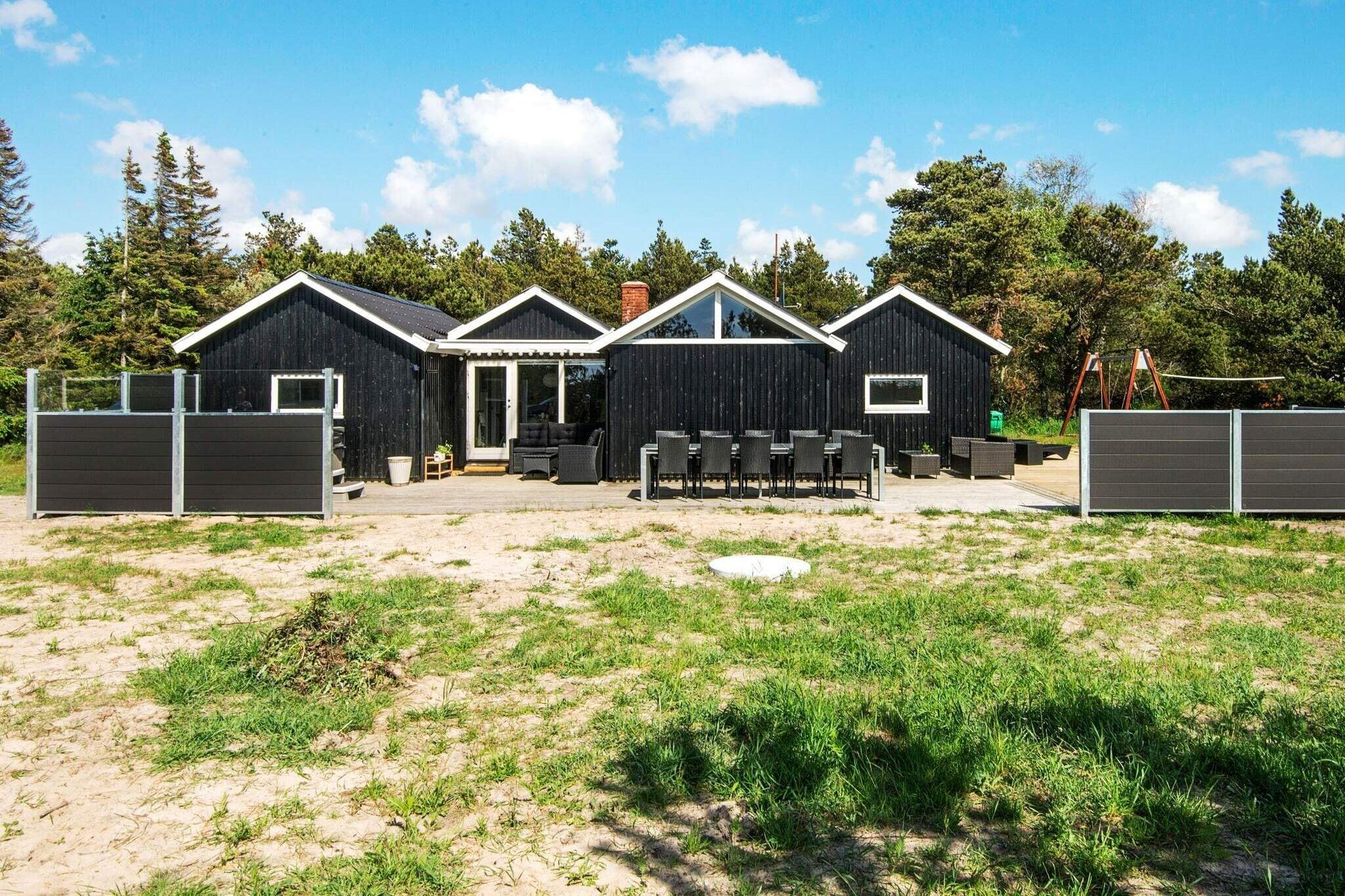 Sommerhus til 10 personer ved Rømø