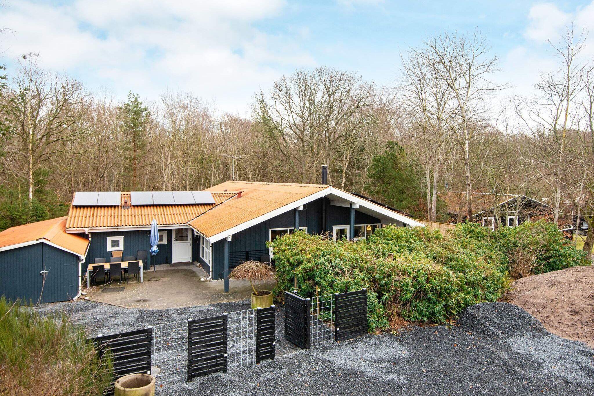 Sommerhus til 12 personer ved Glesborg