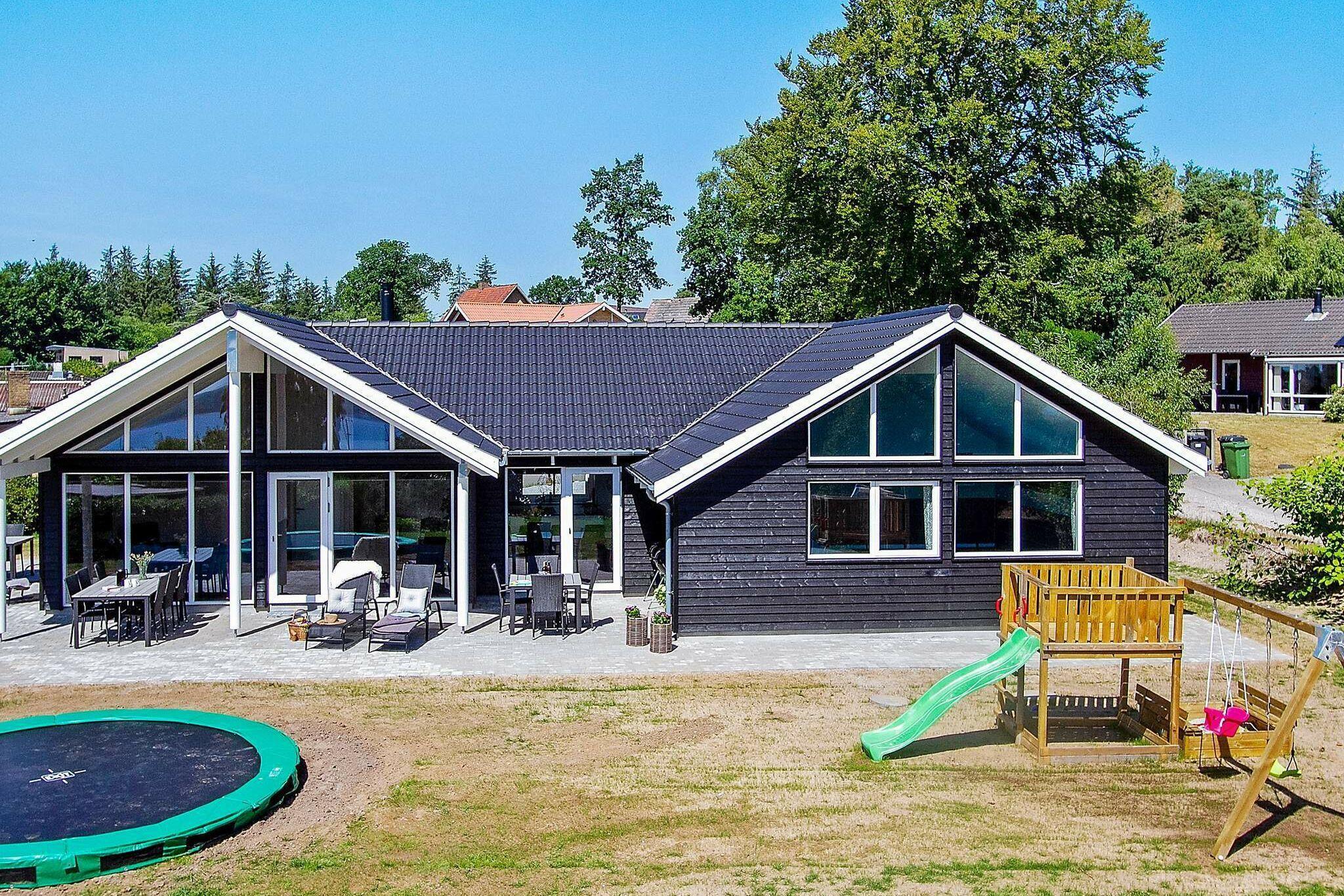 Sommerhus til 16 personer ved Børkop