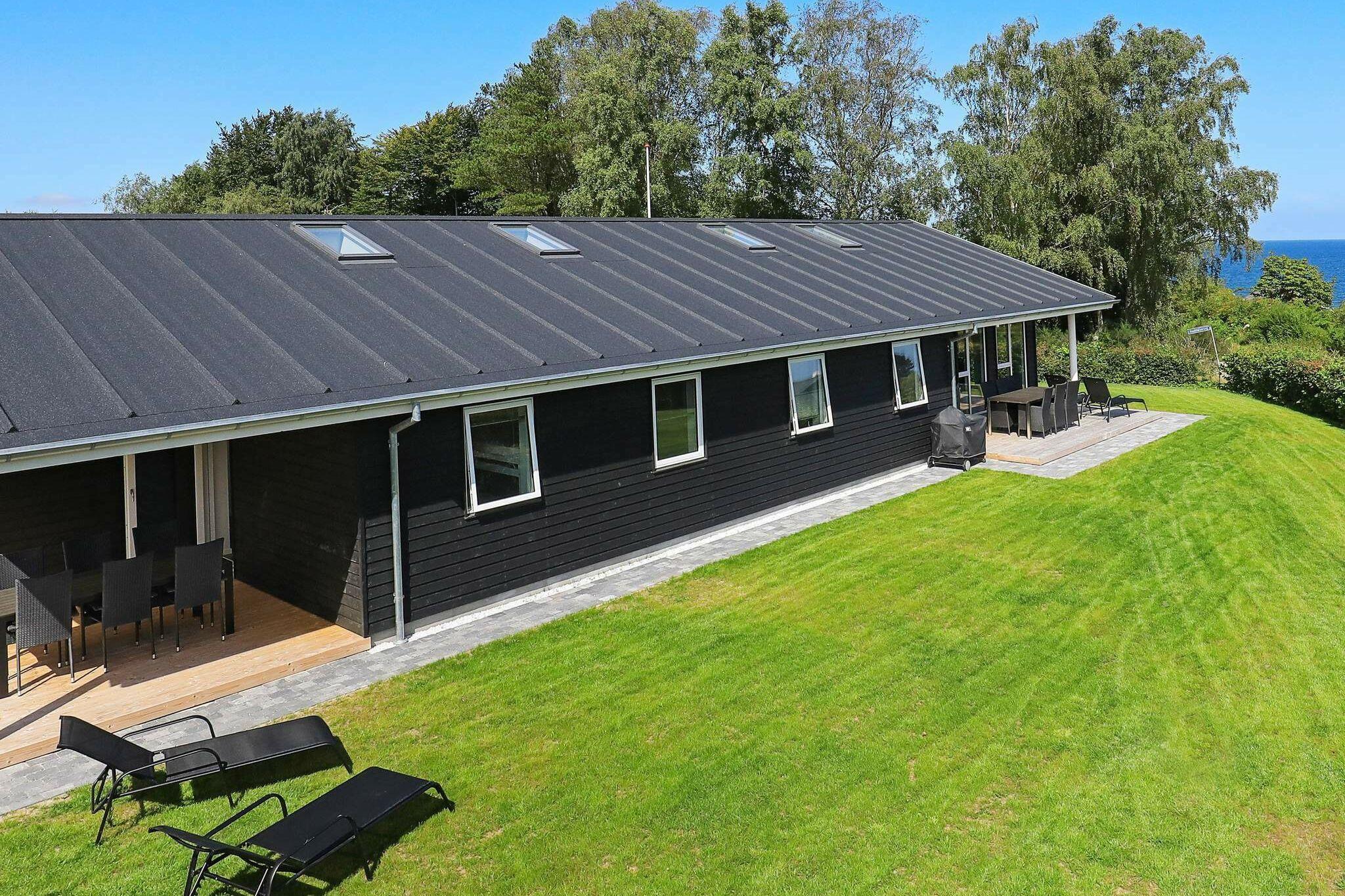 Sommerhus til 16 personer ved Allingåbro