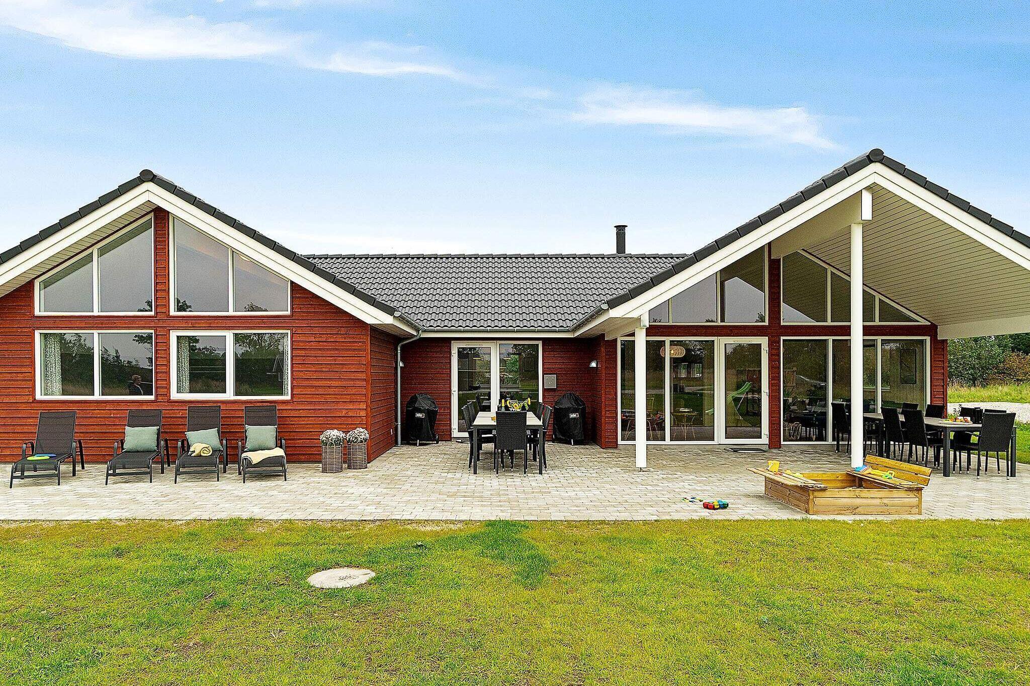 Sommerhus til 18 personer ved Grenaa