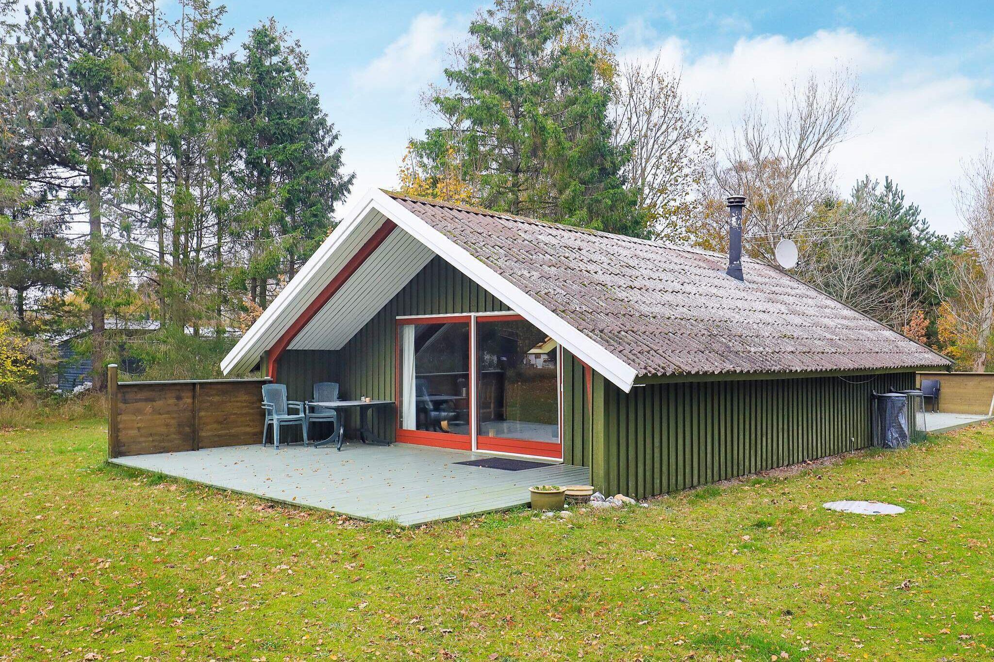 Sommerhus til 5 personer ved Martofte