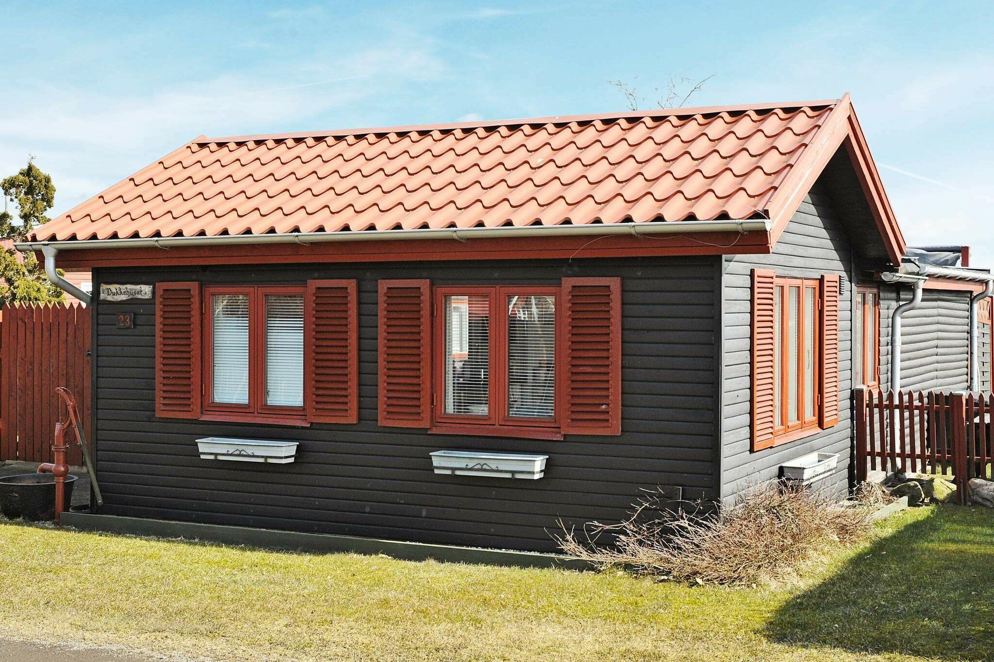 Sommerhus til 4 personer ved Mesinge