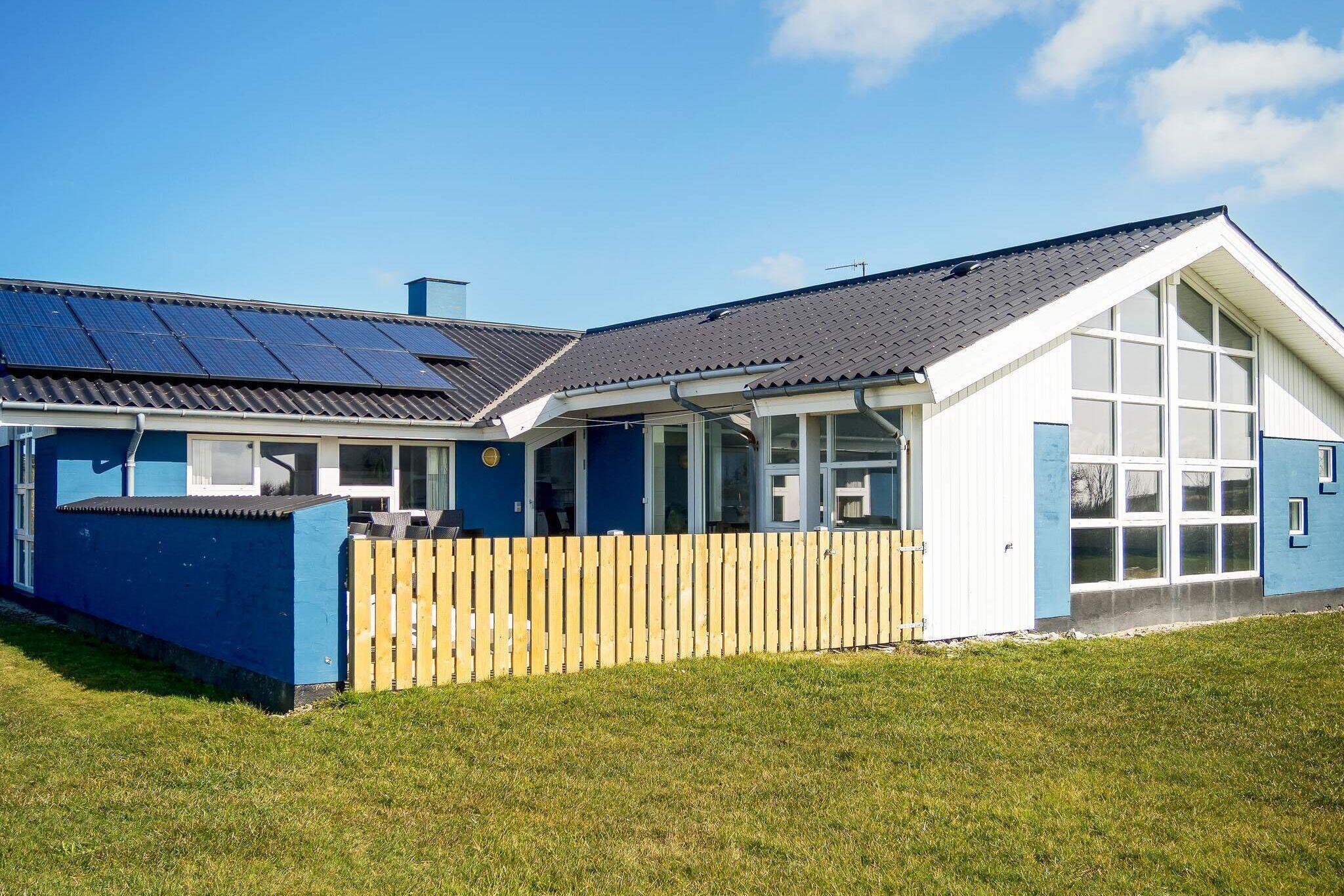 Sommerhus til 12 personer ved Vestervig