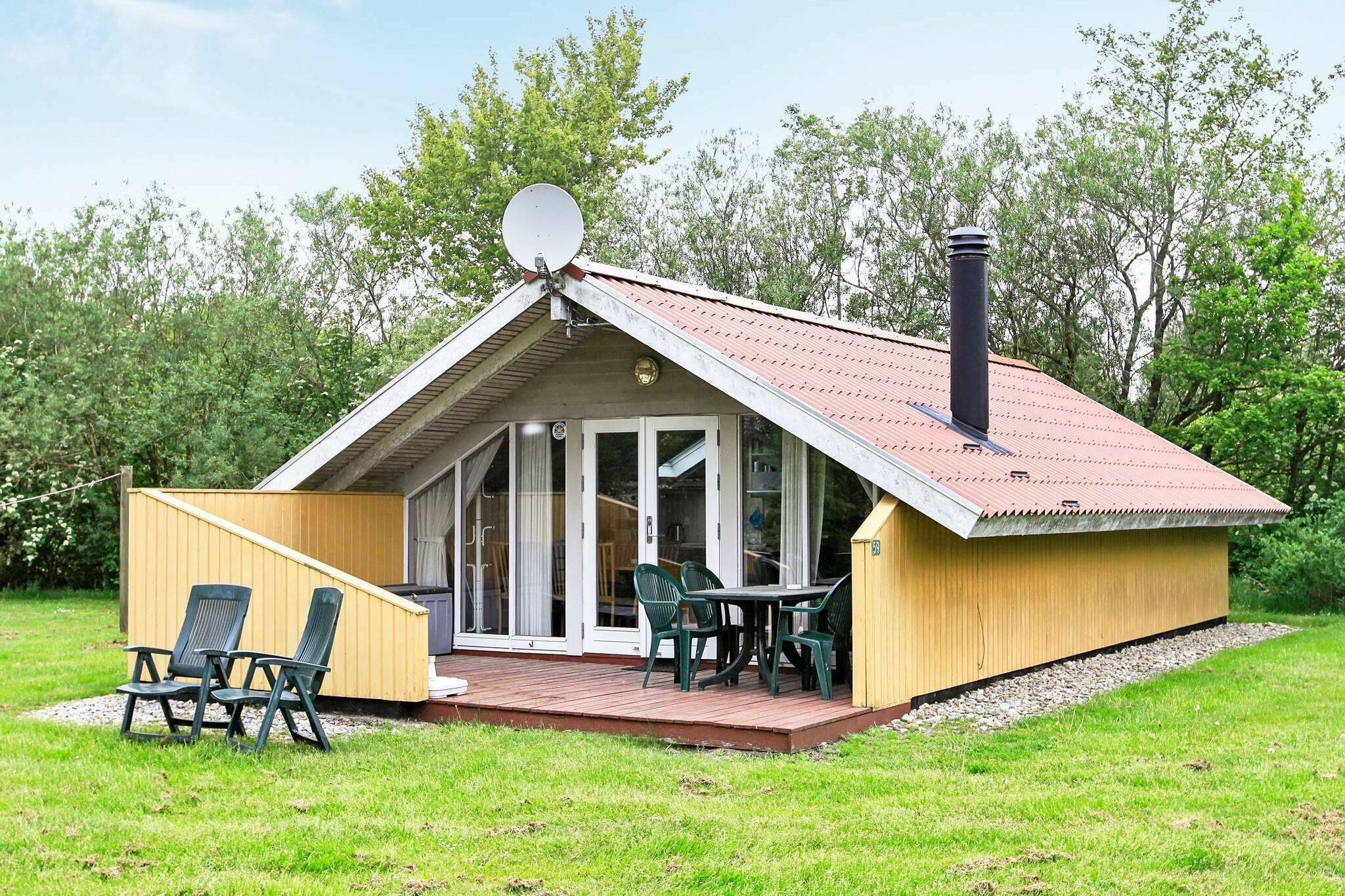 Sommerhus til 4 personer ved Oksbøl