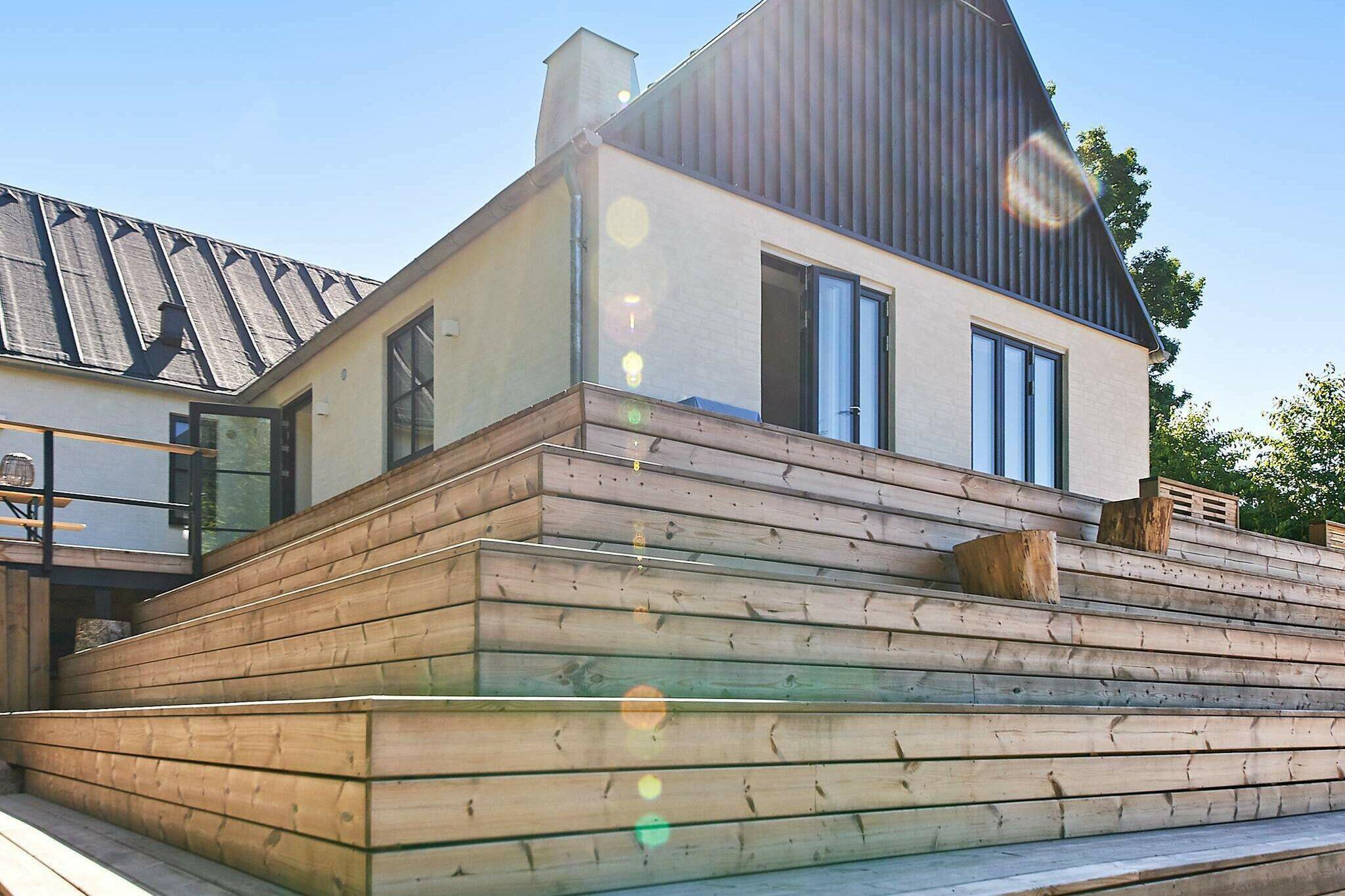 Sommerhus til 10 personer ved Hasle