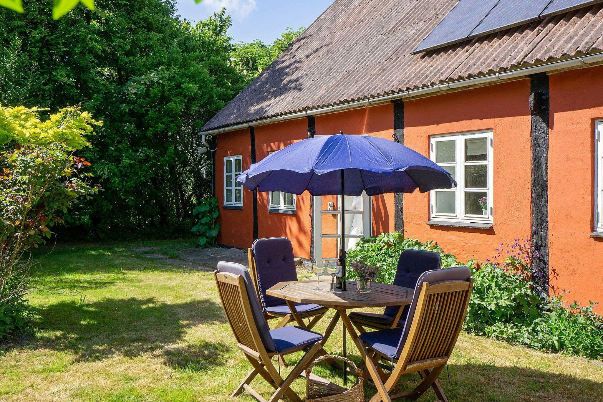 Sommerhus til 8 personer ved Østermarie