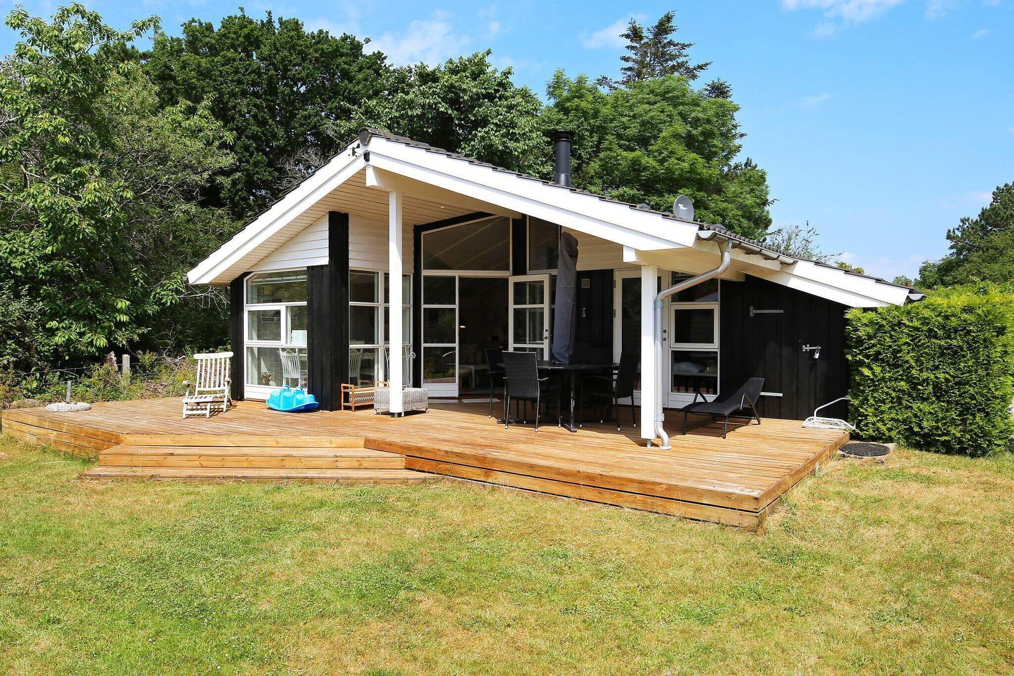 Sommerhus til 4 personer ved Føllenslev