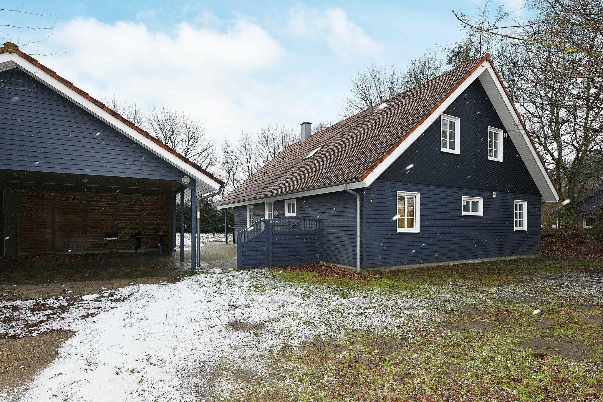 Sommerhus til 10 personer ved Oksbøl