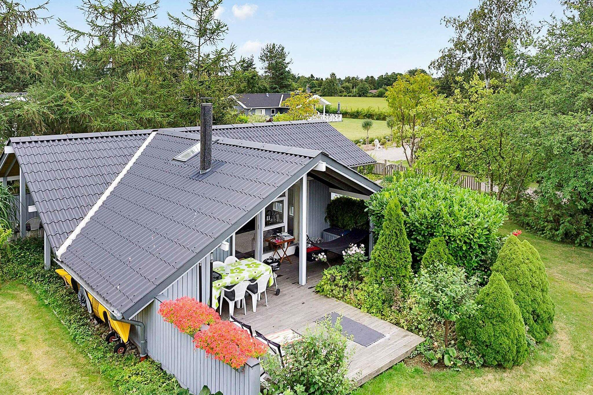 Sommerhus til 6 personer ved Rødvig Stevns