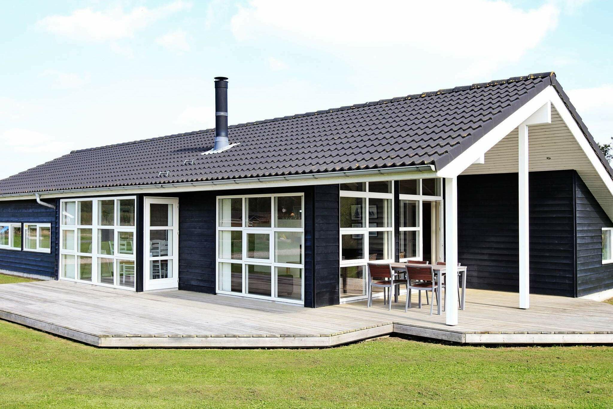 Sommerhus til 7 personer ved Oksbøl