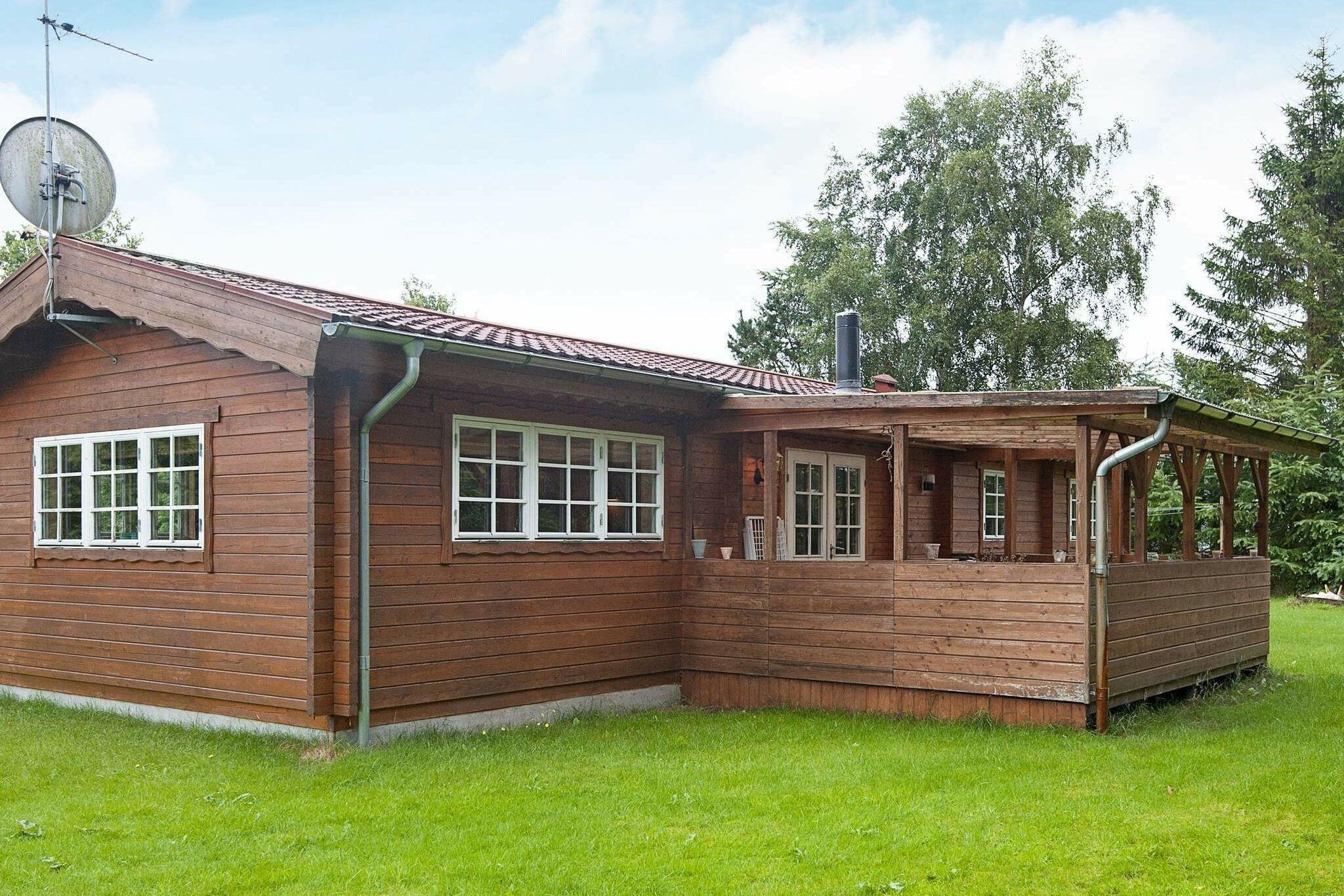 Sommerhus til 6 personer ved Fårvang