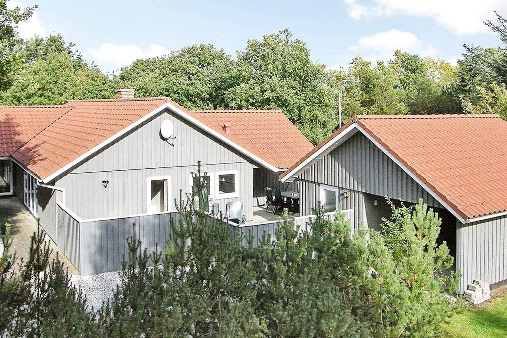 Sommerhus til 8 personer ved Ansager