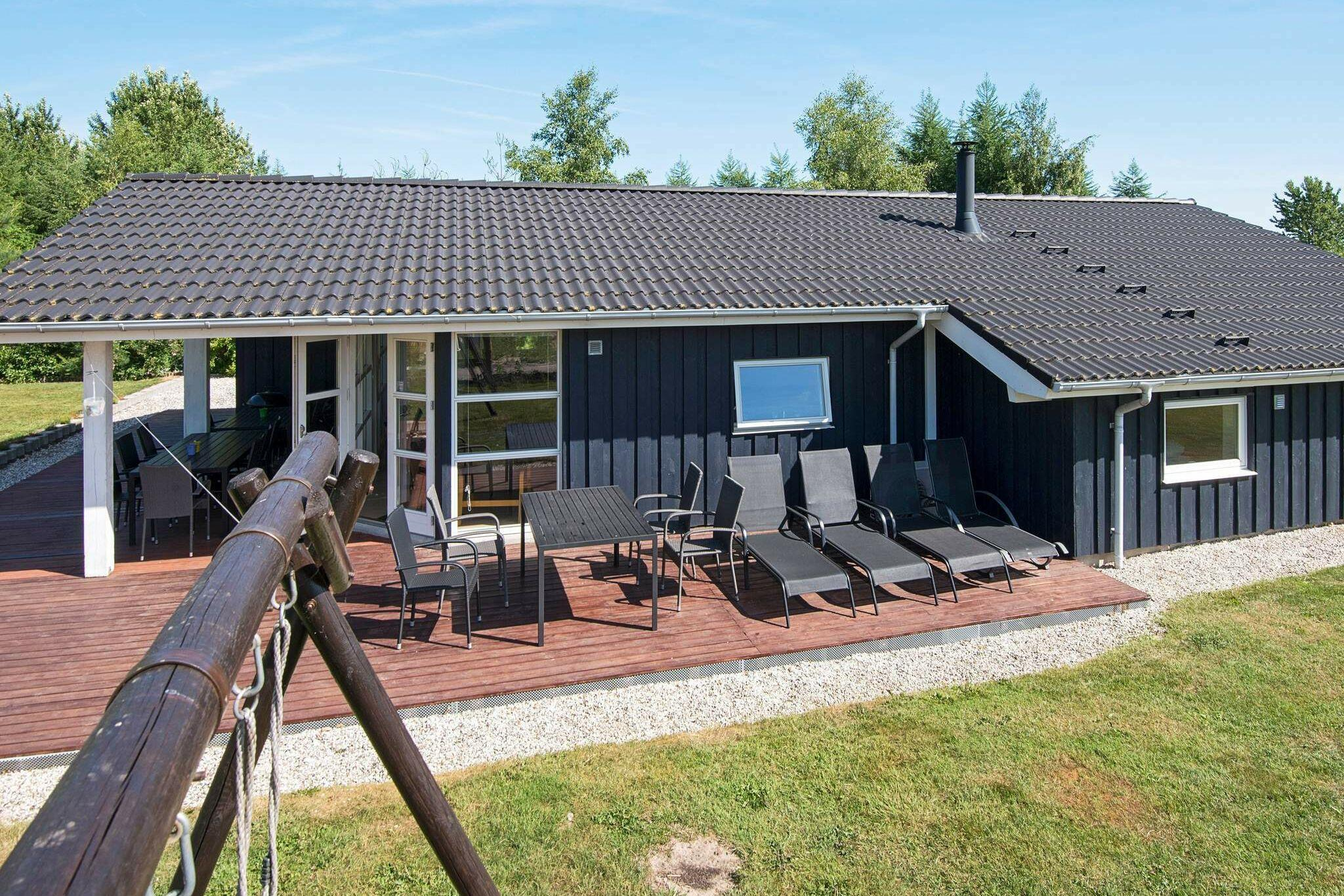 Sommerhus til 11 personer ved Glesborg
