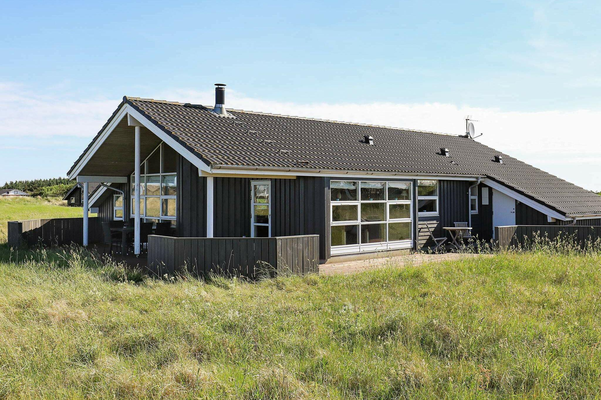 Sommerhus til 9 personer ved Hirtshals