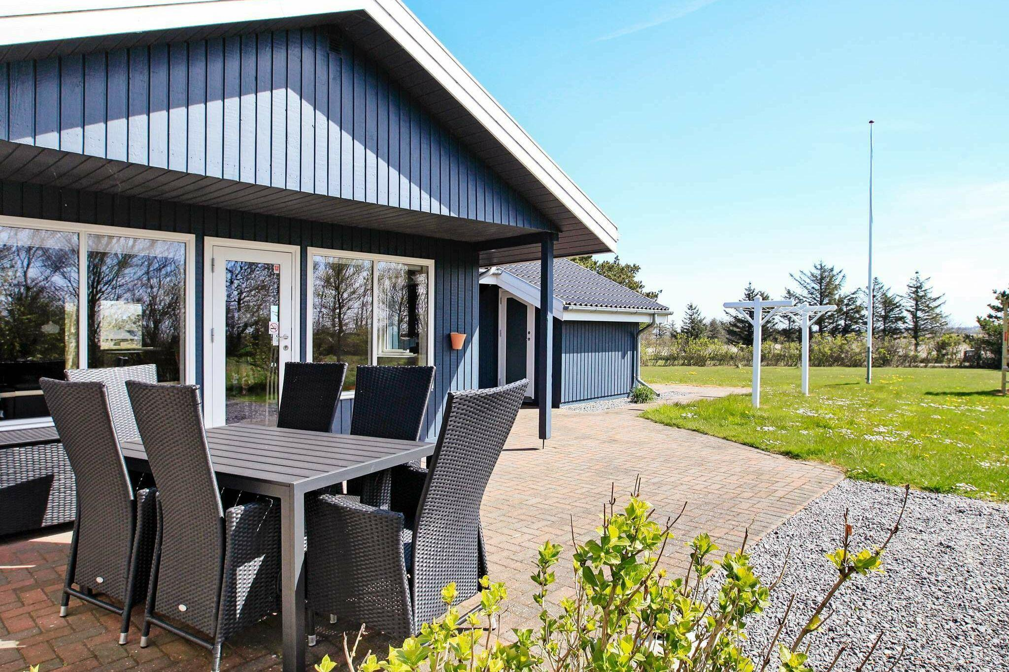 Sommerhus til 6 personer ved Ulfborg