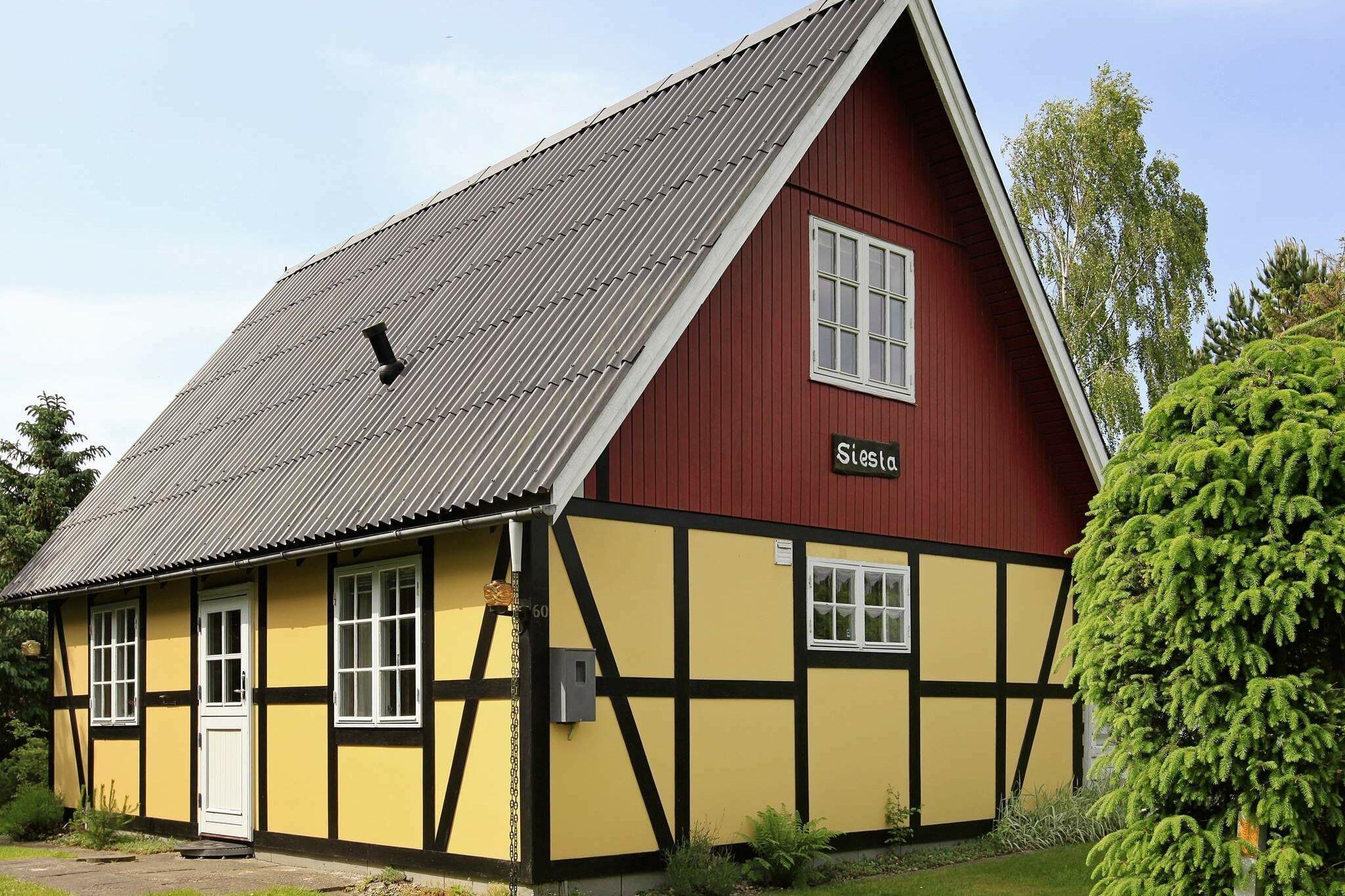 Sommerhus til 6 personer ved Hals