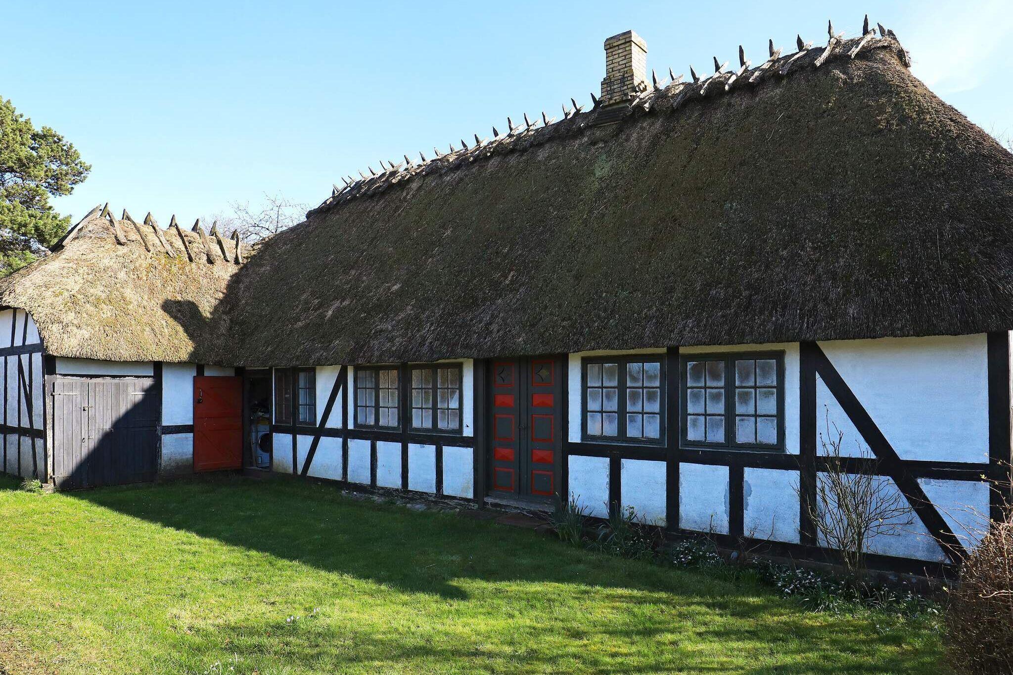 Sommerhus til 6 personer ved Glamsbjerg