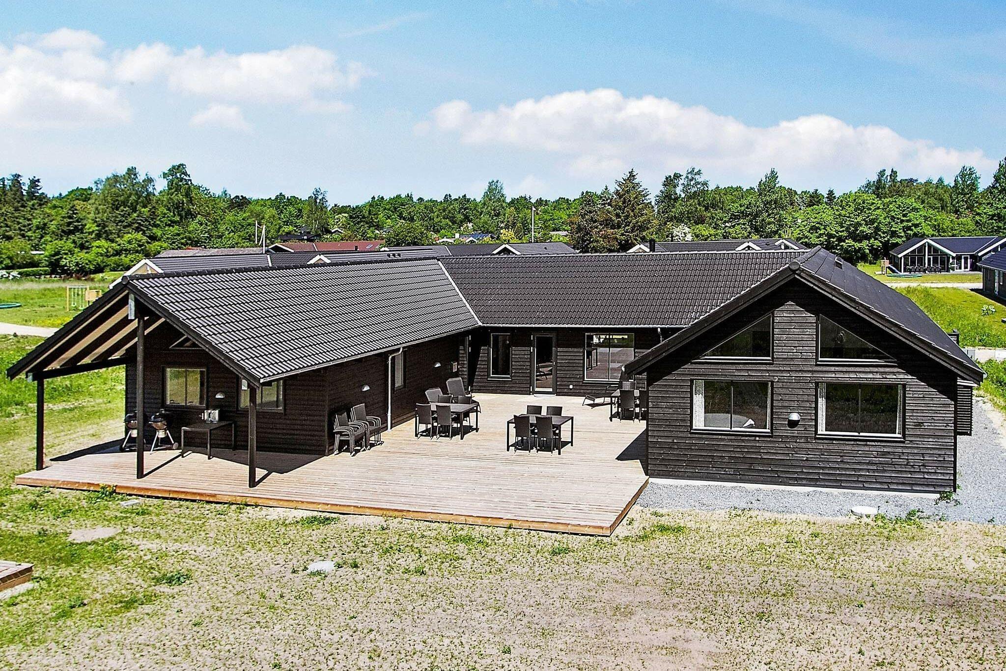 Sommerhus til 20 personer ved Vejby
